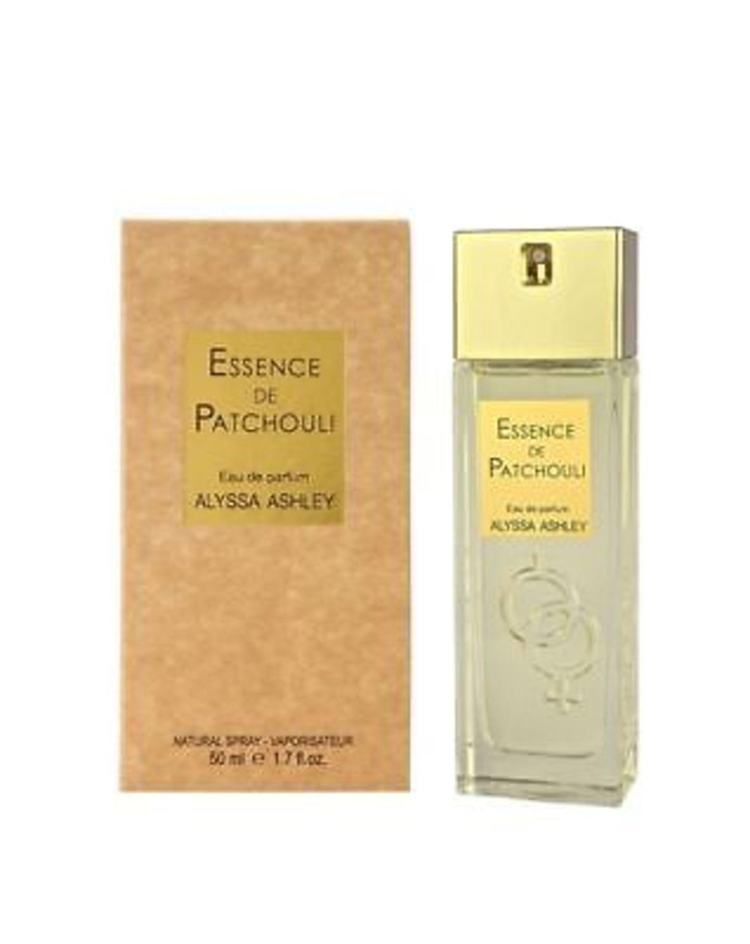 + VAT Brand New Alyssa Ashley Essence De Patchouli 30ml EDP Spray