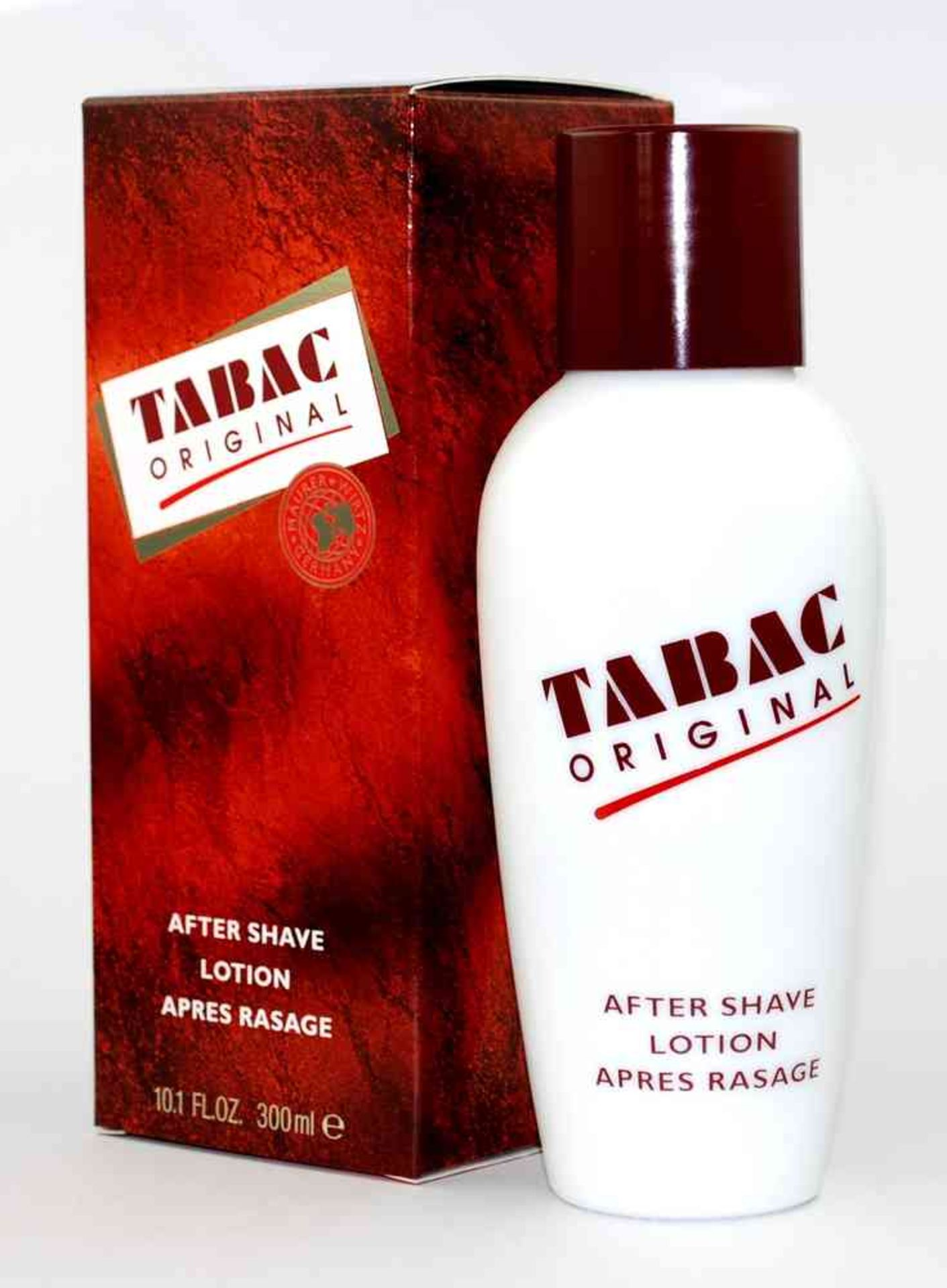 + VAT Brand New Tabac 50ml Aftershave Spray