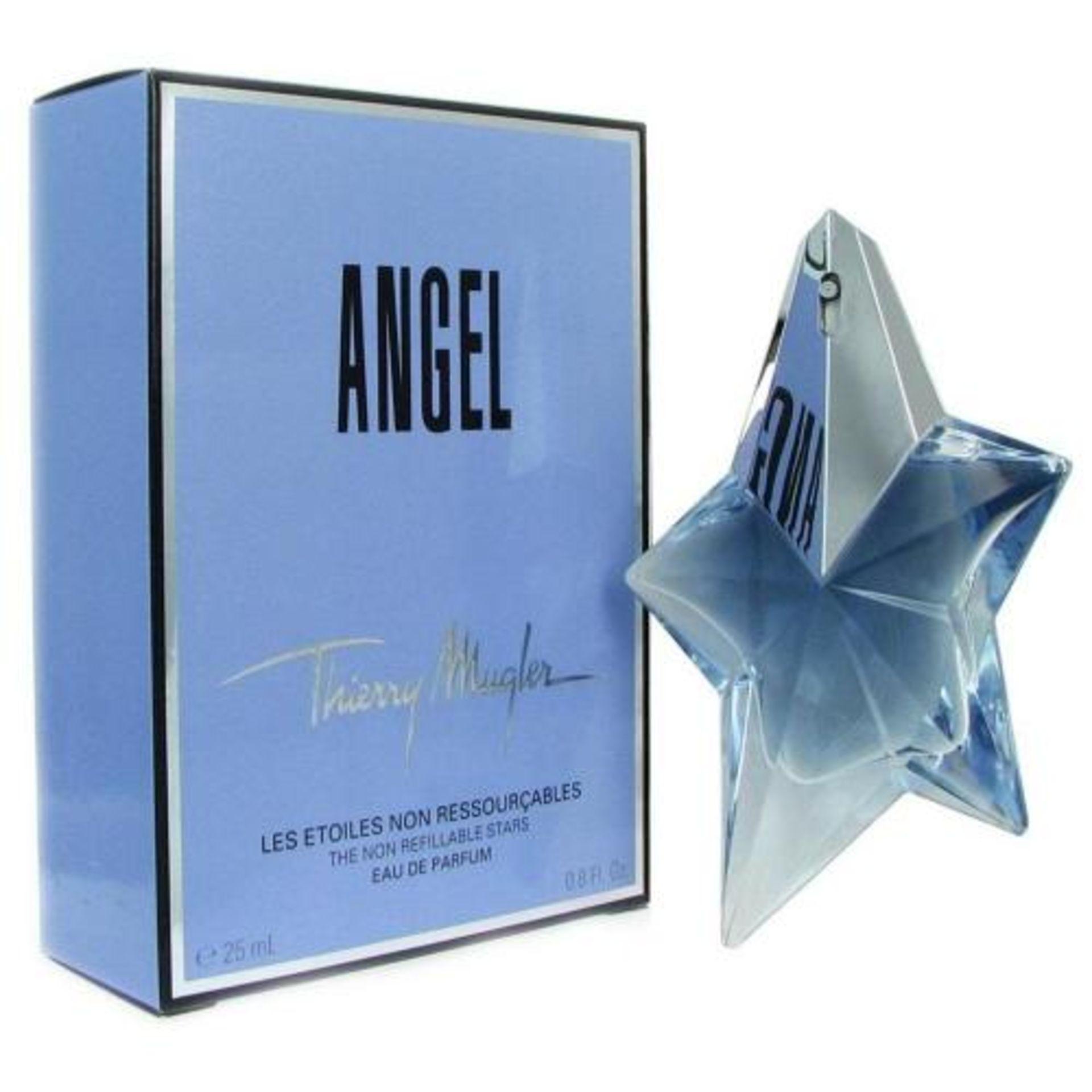 + VAT Brand New Thierry Mugler Angel 25ml Spray