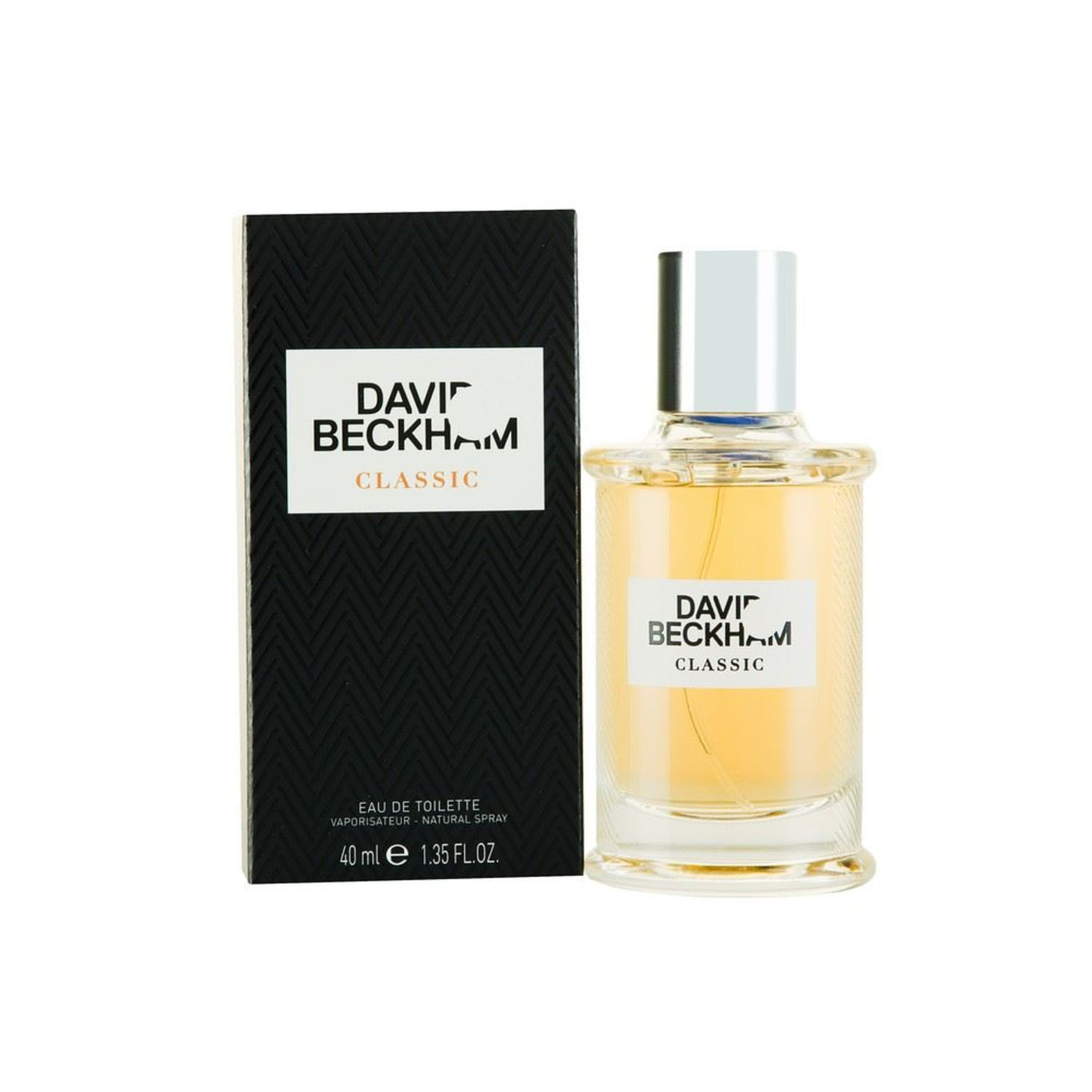 + VAT Brand New David Beckham Classic 40ml EDT Spray