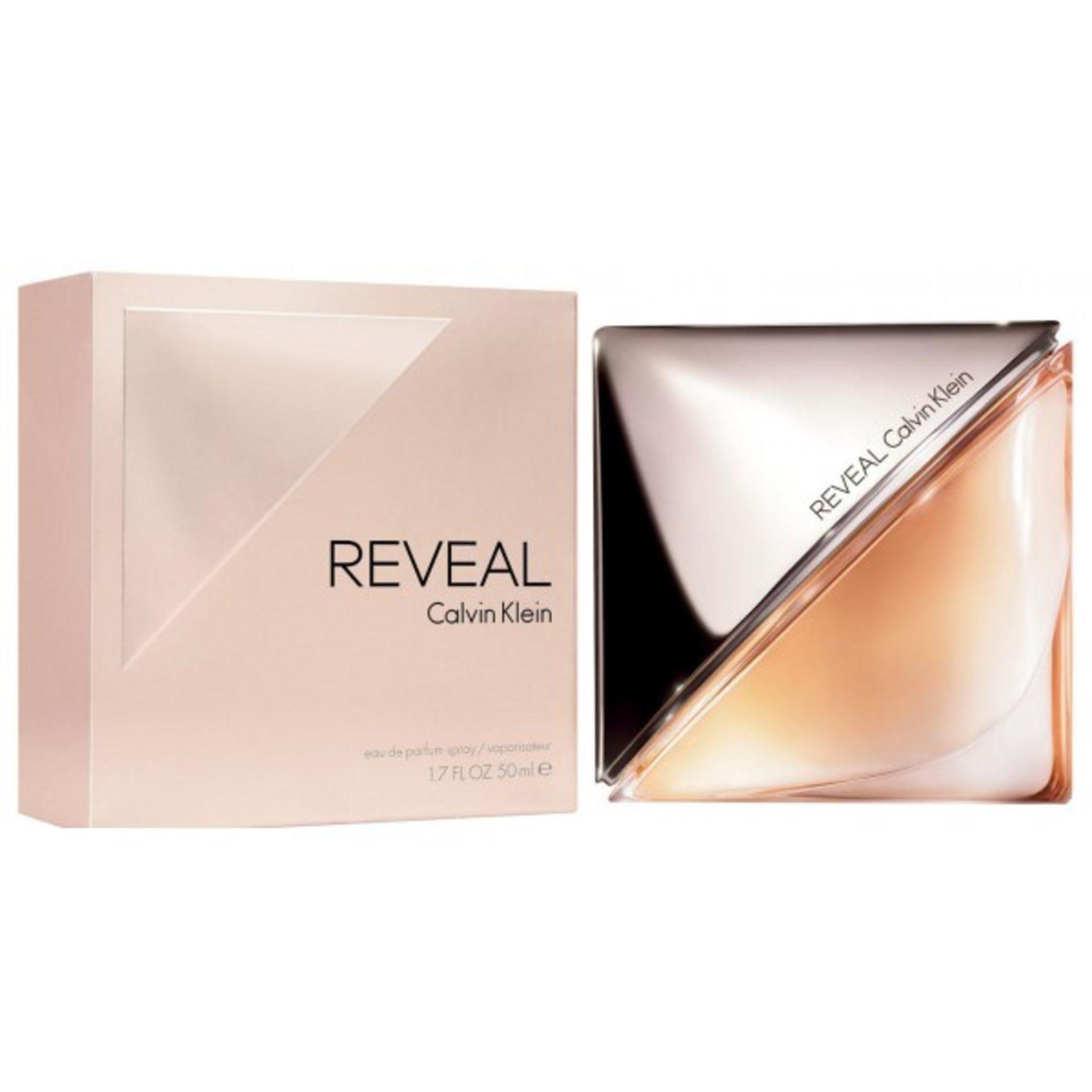 + VAT Brand New Calvin Klein Reveal 50ml EDP Spray