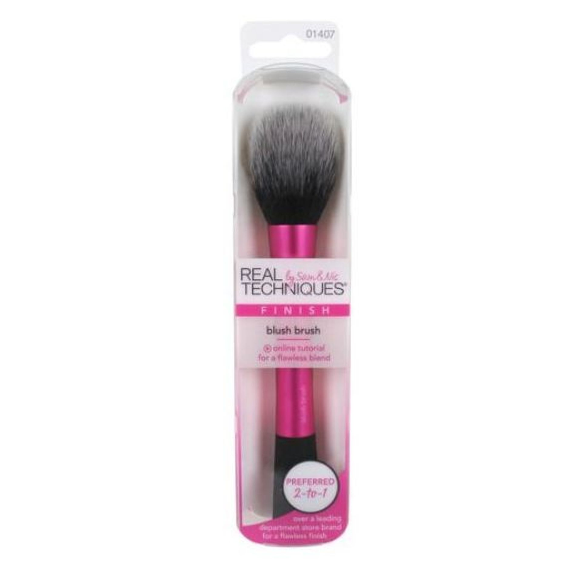 + VAT Brand New Real Techniques Blush Brush