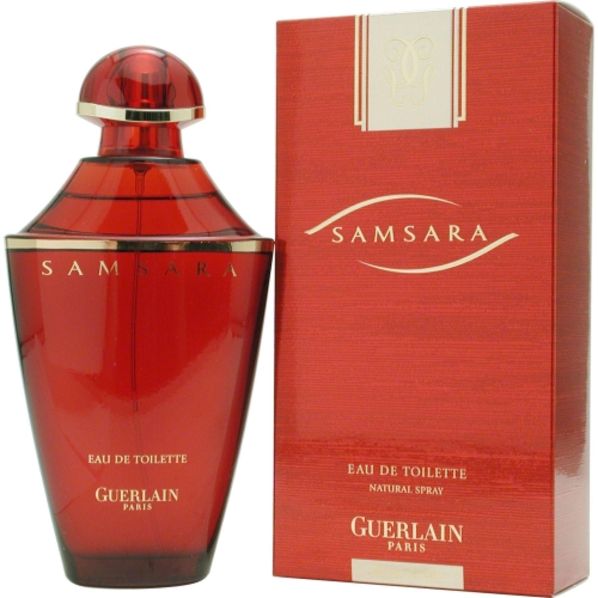 + VAT Brand New Guerlain Samsara 30ml EDT Spray