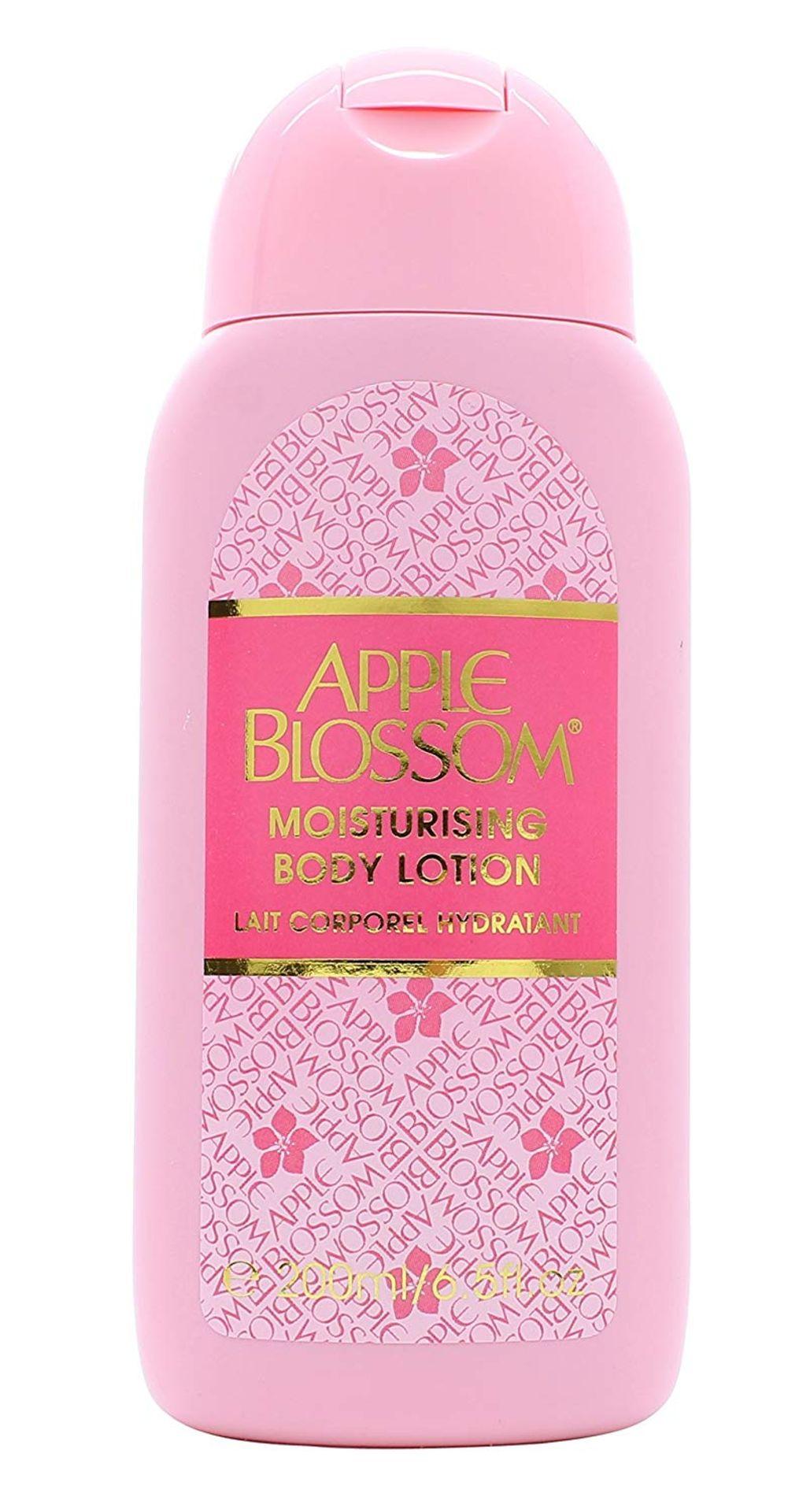 + VAT Brand New Apple Blossom 200ml Body Lotion