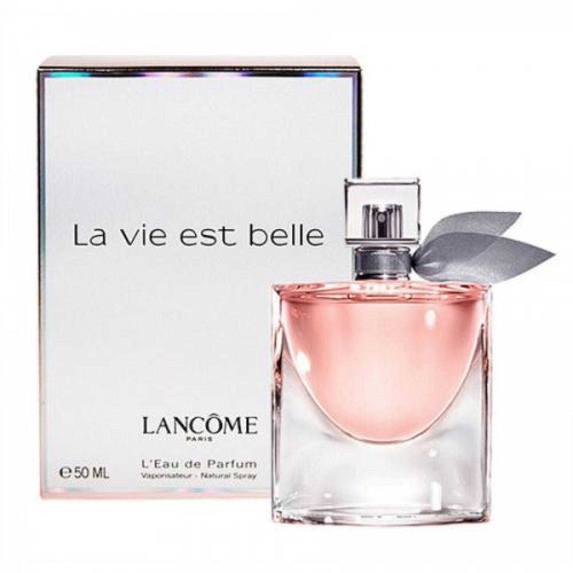 + VAT Brand New Lancome La Vie Est Belle 50ml EDP Spray