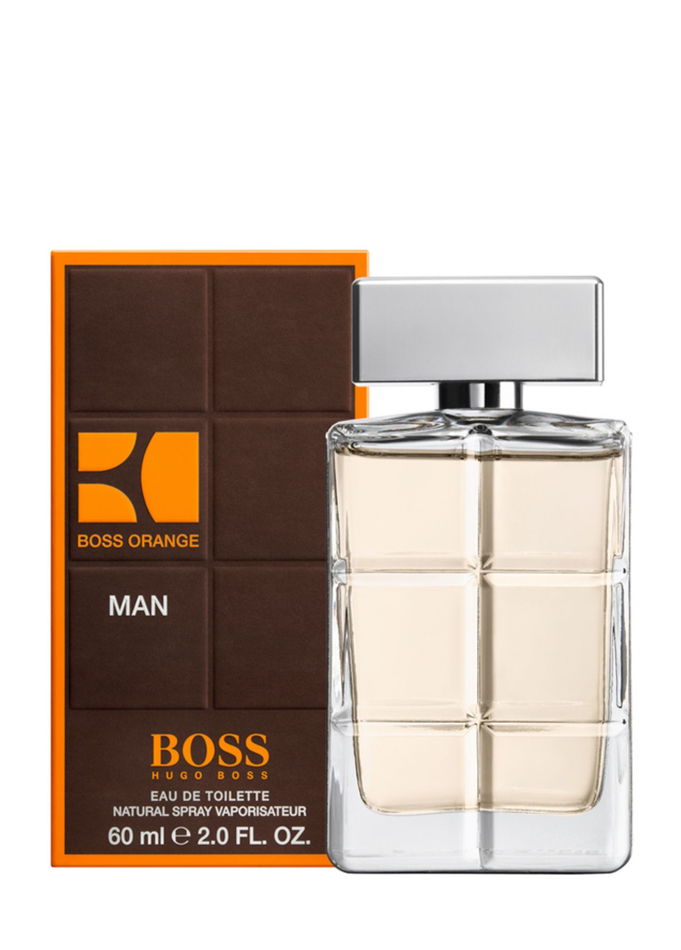+ VAT Brand New Hugo Boss Orange Man 60ml EDT Spray