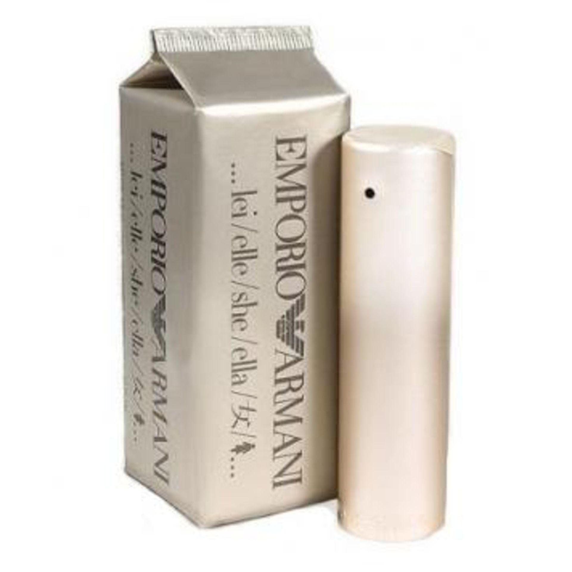 + VAT Brand New Emporio Armani (L) 30ml EDP Spray