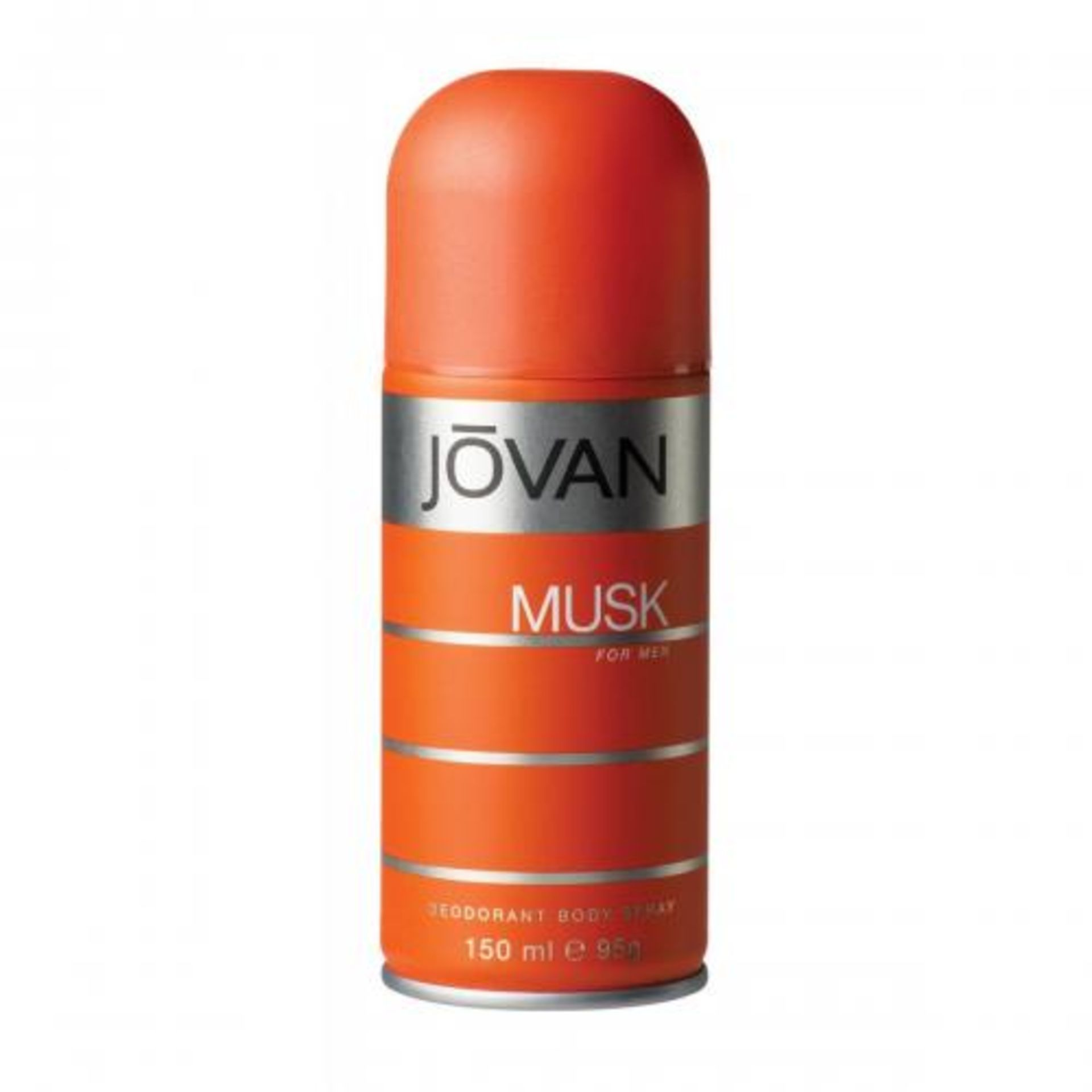 + VAT Brand New Jovan Musk (M) 150ml Deodorant Spray