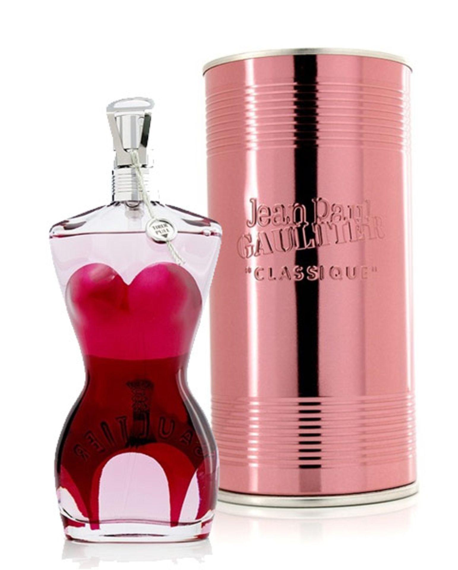 + VAT Brand New Jean Paul Gaultier (L) 100ml EDP Spray