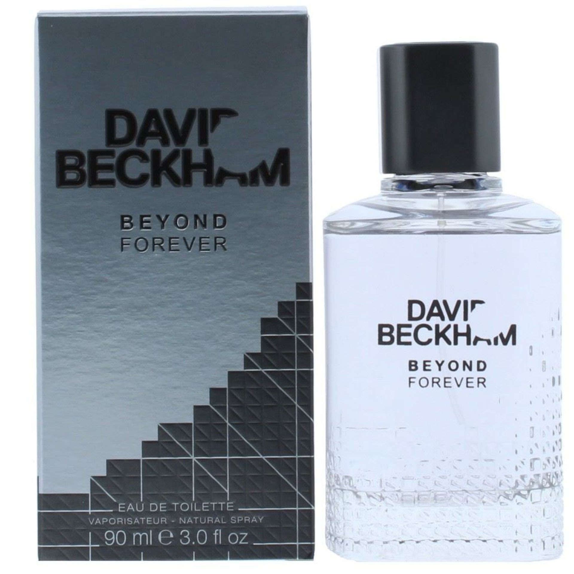 + VAT Brand New David Beckham Beyond Forever 90ml EDT Spray