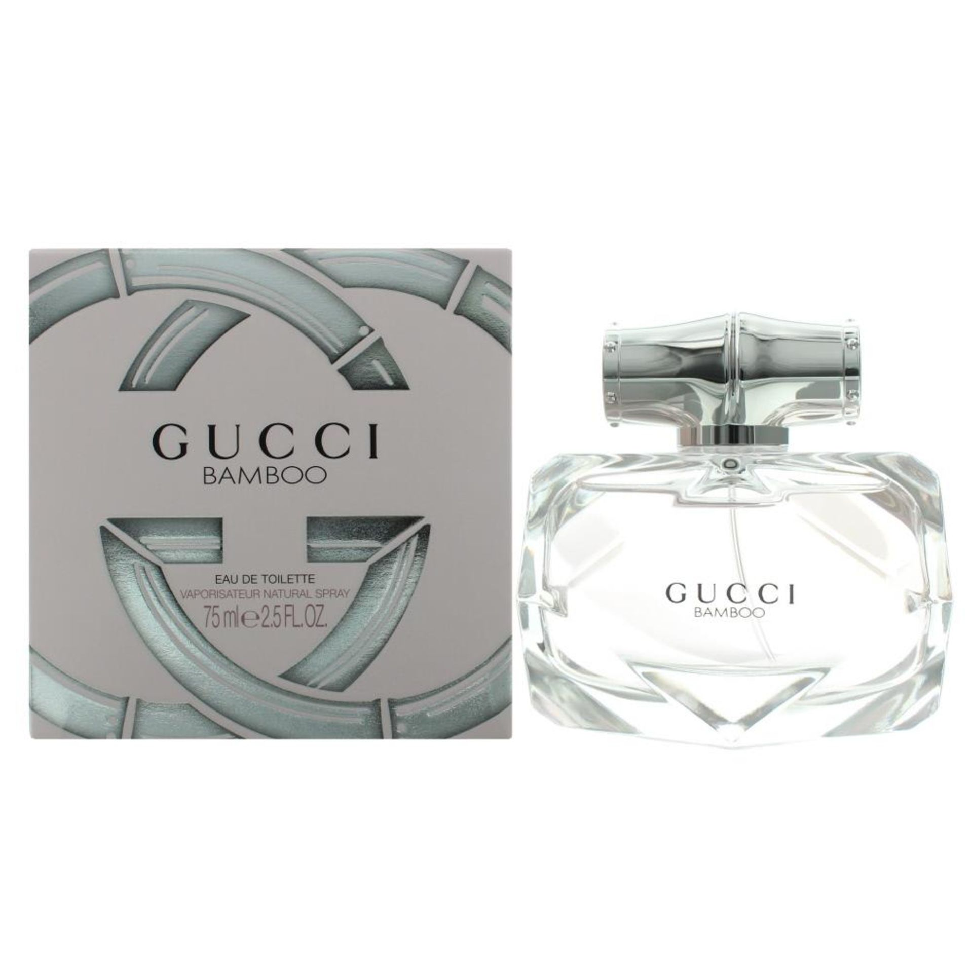 + VAT Brand New Gucci Bamboo (L) 75ml EDT Spray