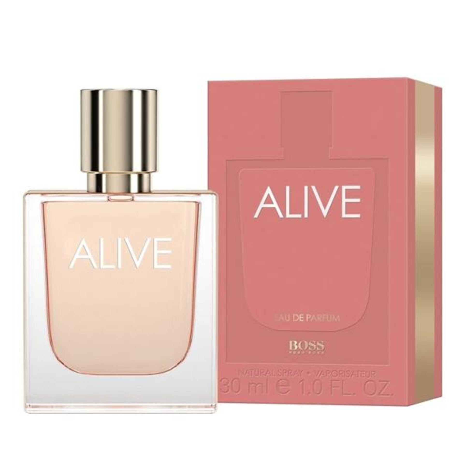 + VAT Brand New Hugo Boss Alive 30ml EDP Spray