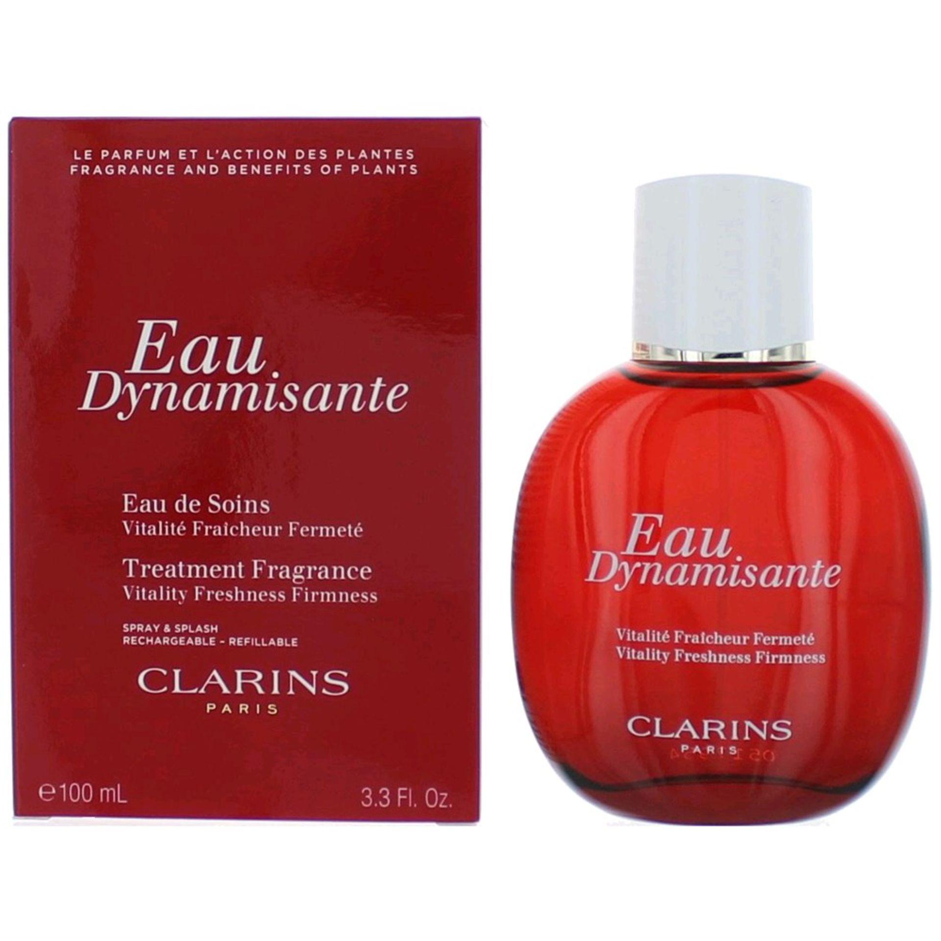 + VAT Brand New Clarins Eau Dynamisante 100ml Spray