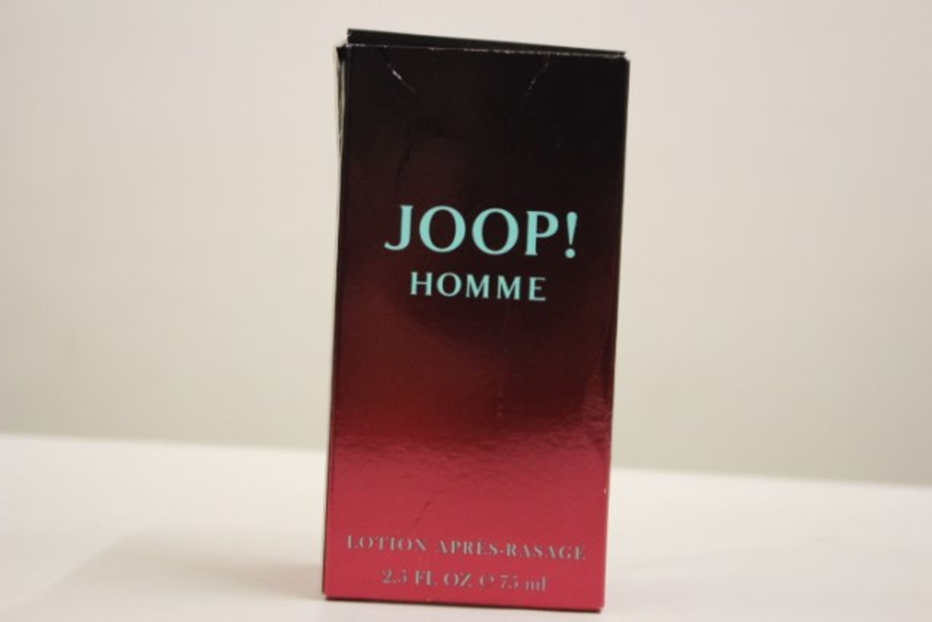 + VAT Brand New Joop Homme 75ml Aftershave Splash