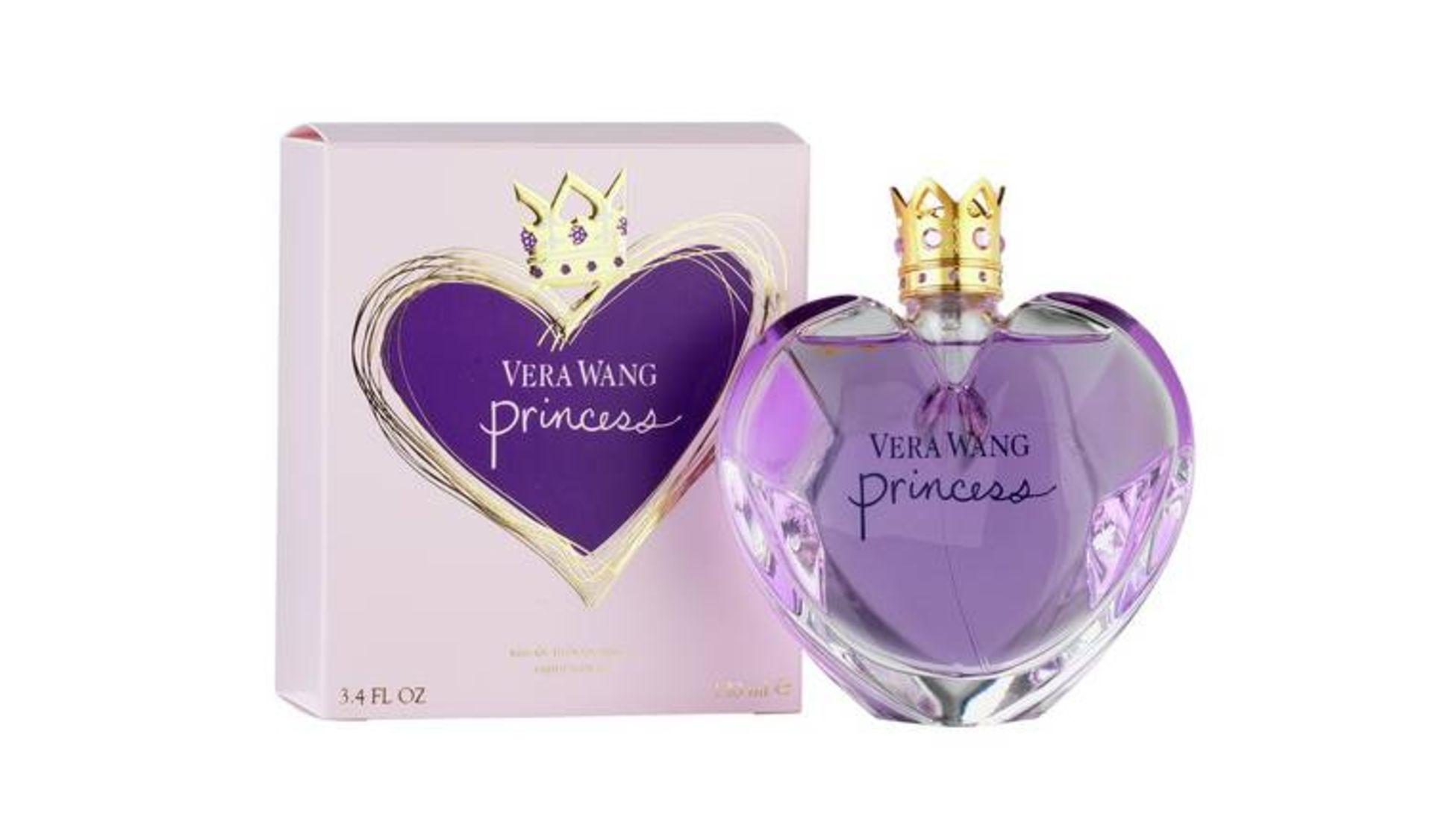 + VAT Brand New Vera Wang Princess 100ml EDT Spray