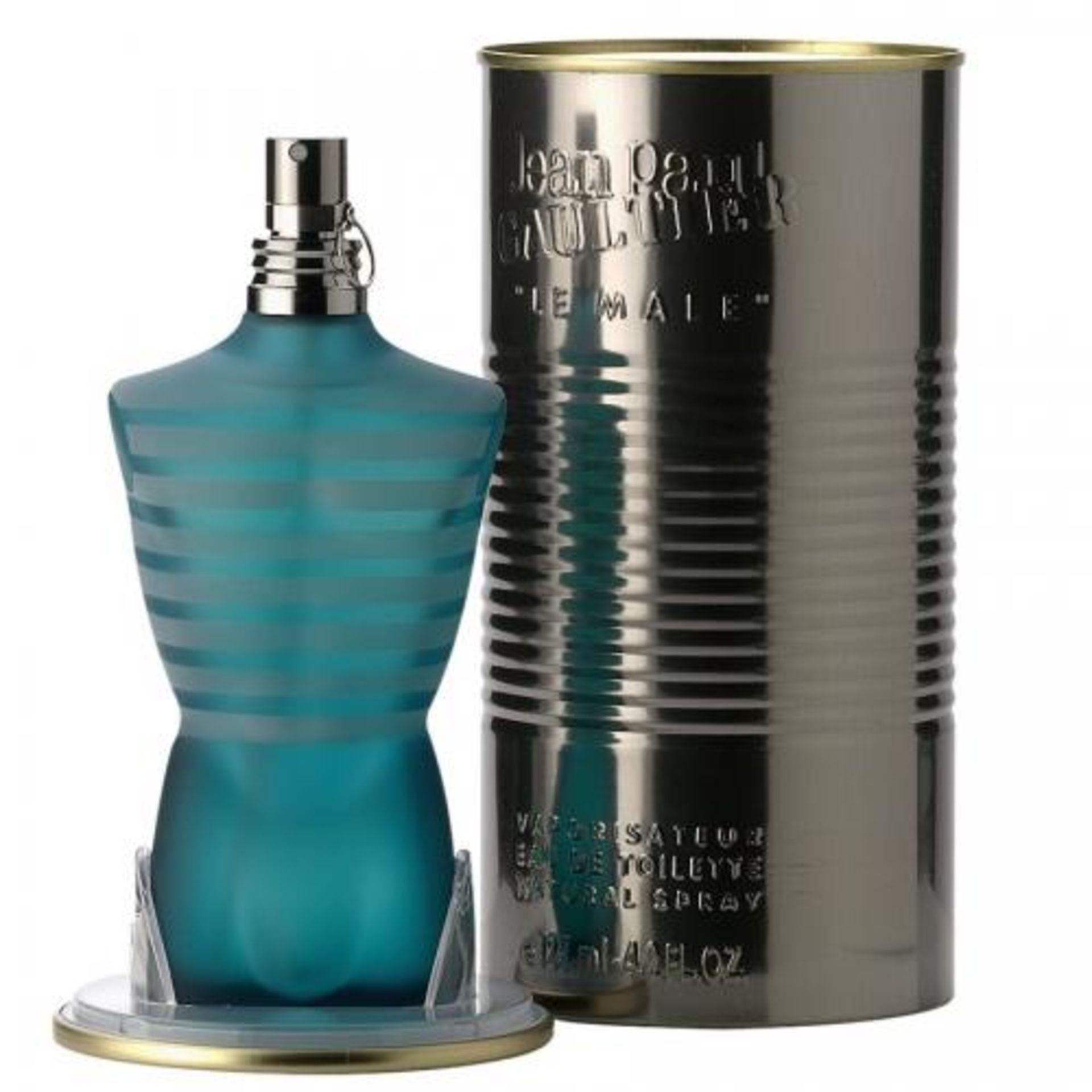 + VAT Brand New Jean Paul Gaultier (M) 125ml EDT Spray