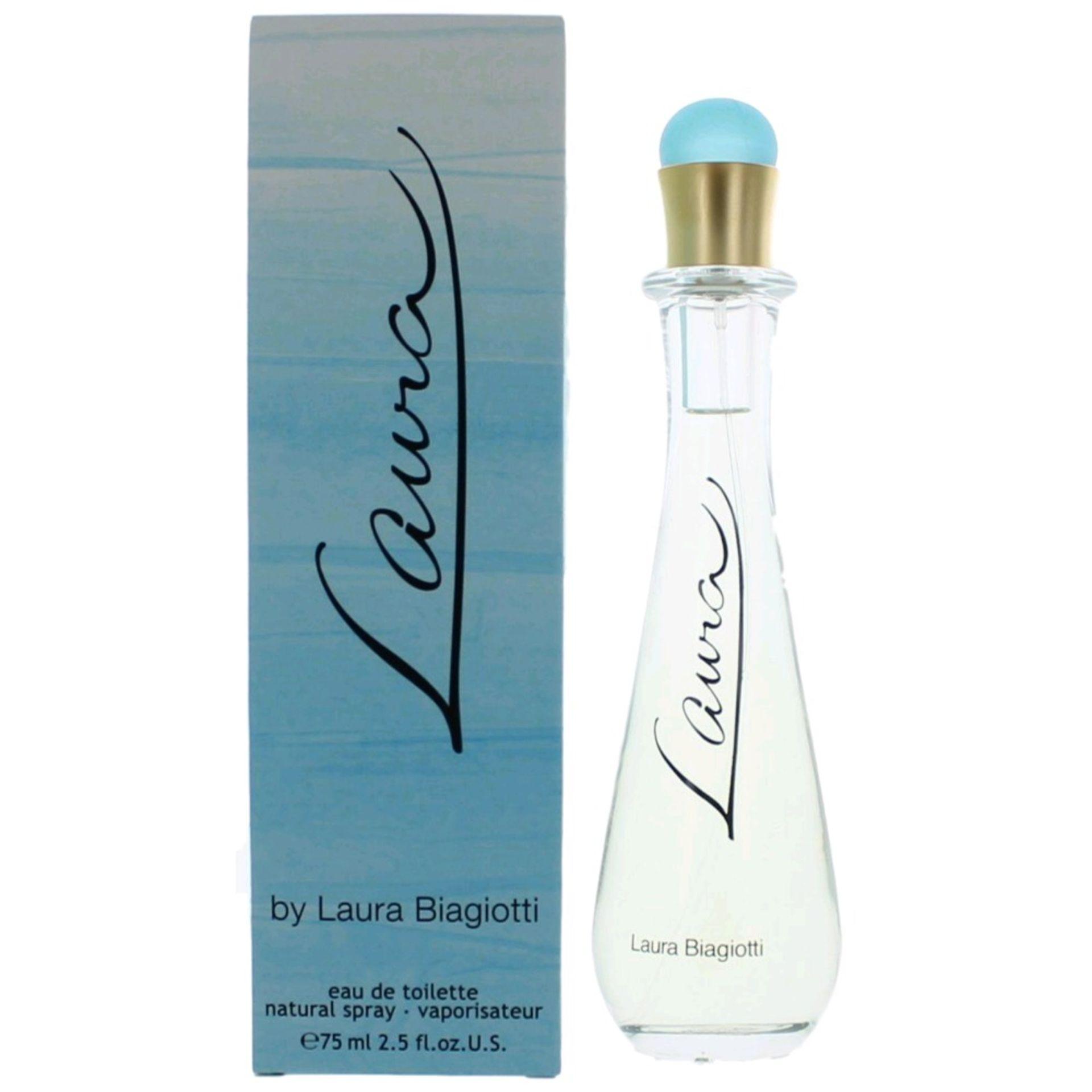 + VAT Brand New Laura Biagiotti 75ml EDT Spray