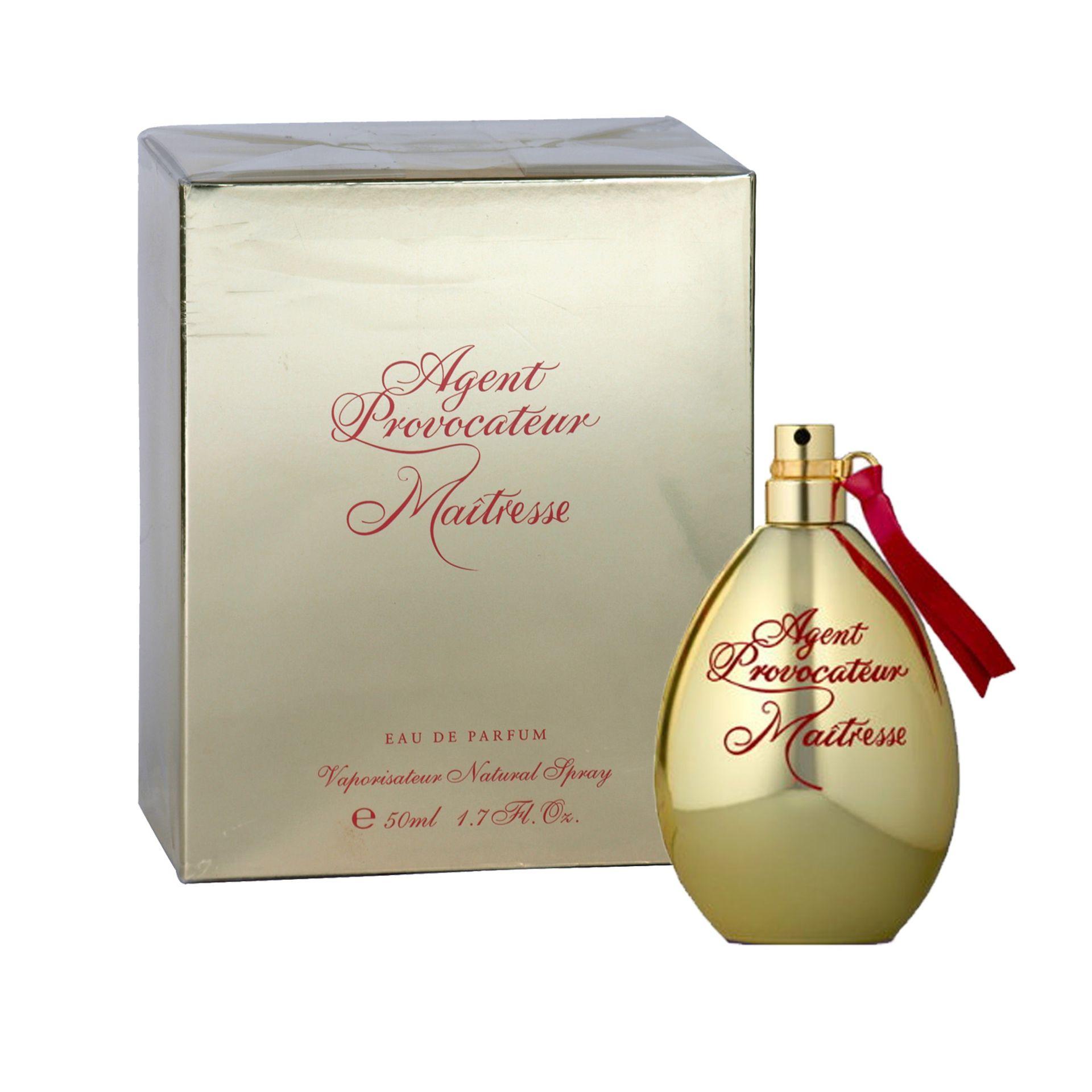 + VAT Brand New Agent Provocateur Maitresse 50ml EDP Spray