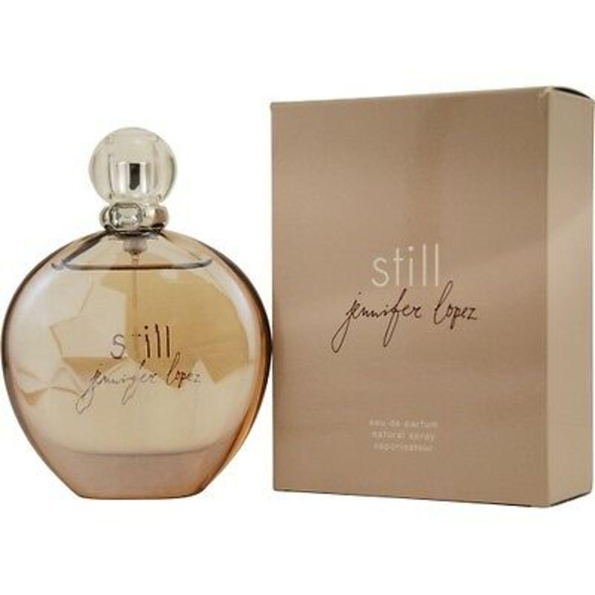 + VAT Brand New Jennifer Lopez Still 50ml EDP Spray