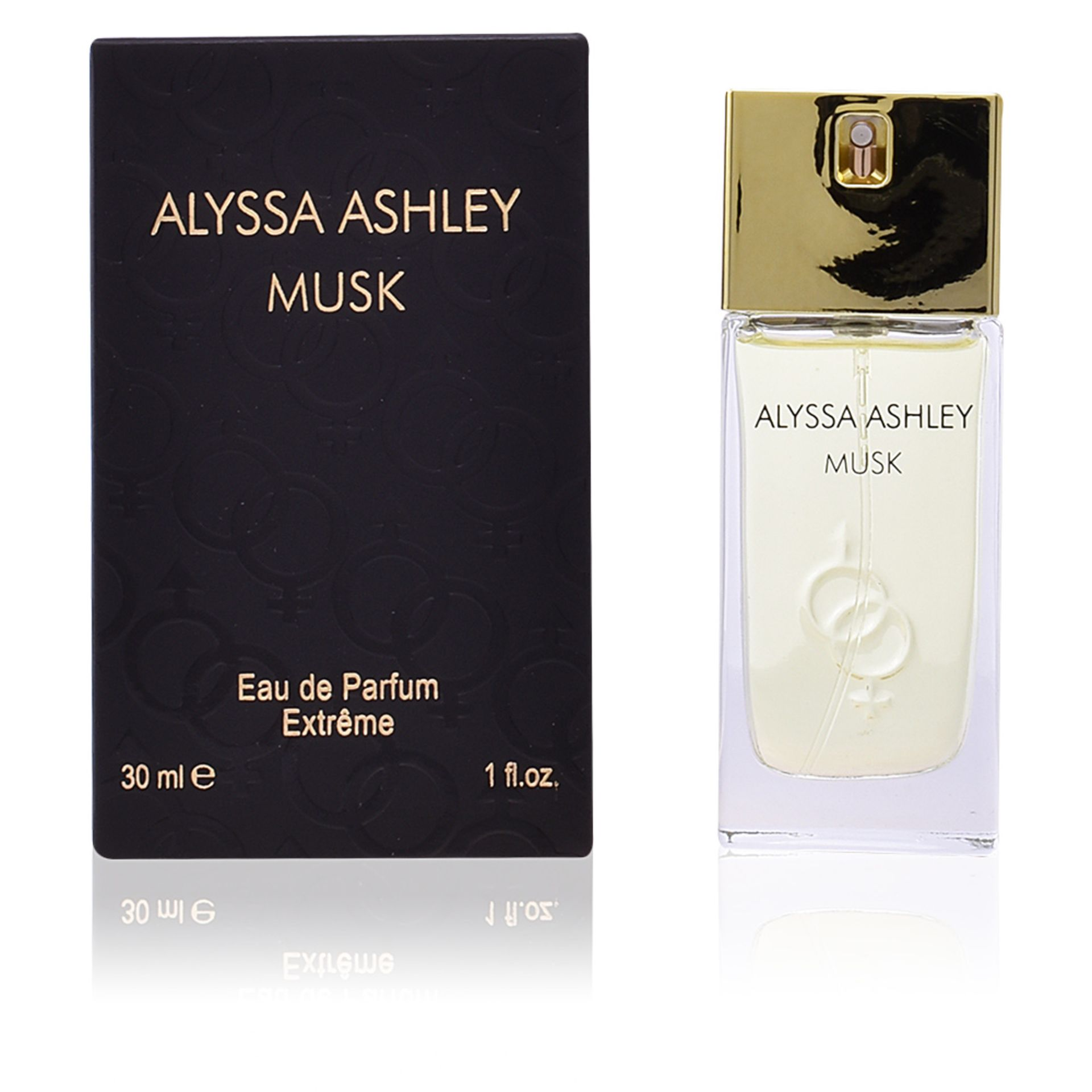 + VAT Brand New Alyssa Ashley Musk 30ml EDP Extreme