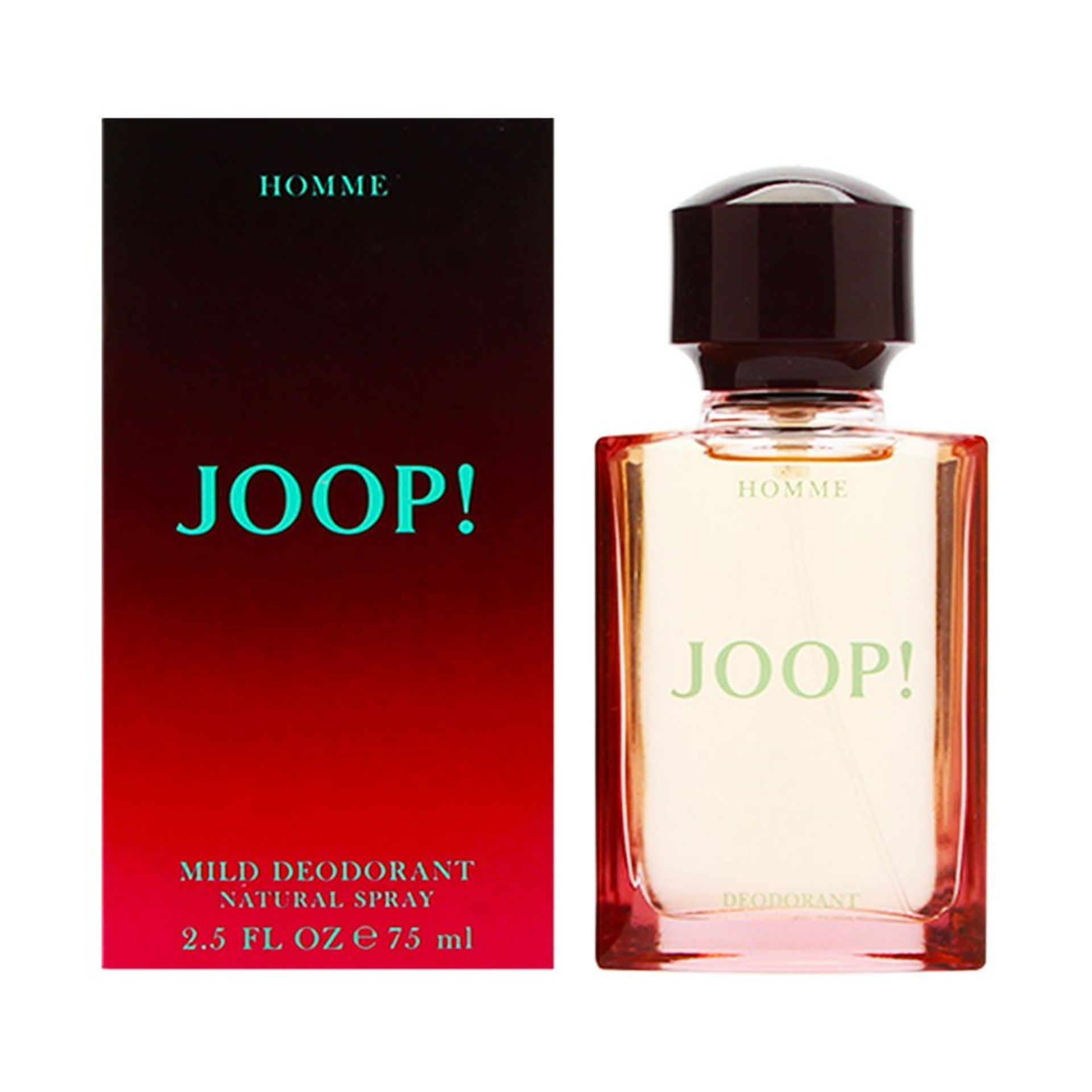+ VAT Brand New JOOP! Homme 75ml Perfume Deodorant