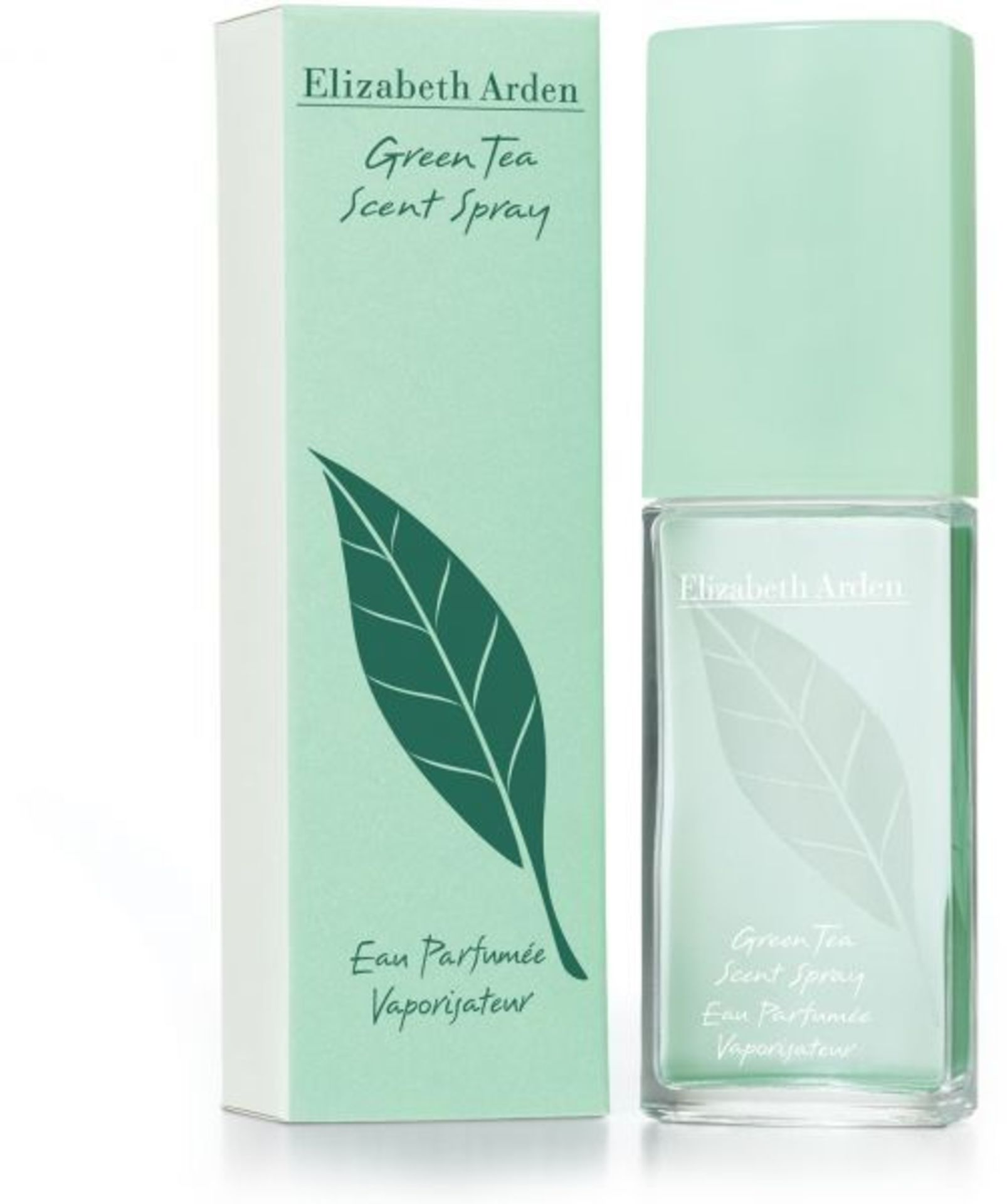 + VAT Brand New Elizabeth Arden Green Tea 100ml EDP Spray