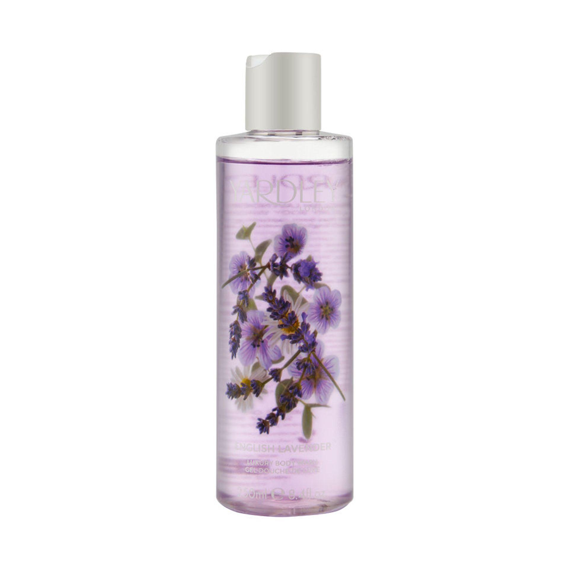 + VAT Brand New Yardley English Lavender 250ml Body Wash