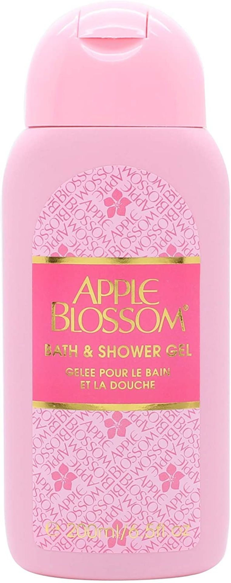 + VAT Brand New Apple Blossom 200ml Bath and Shower Gel