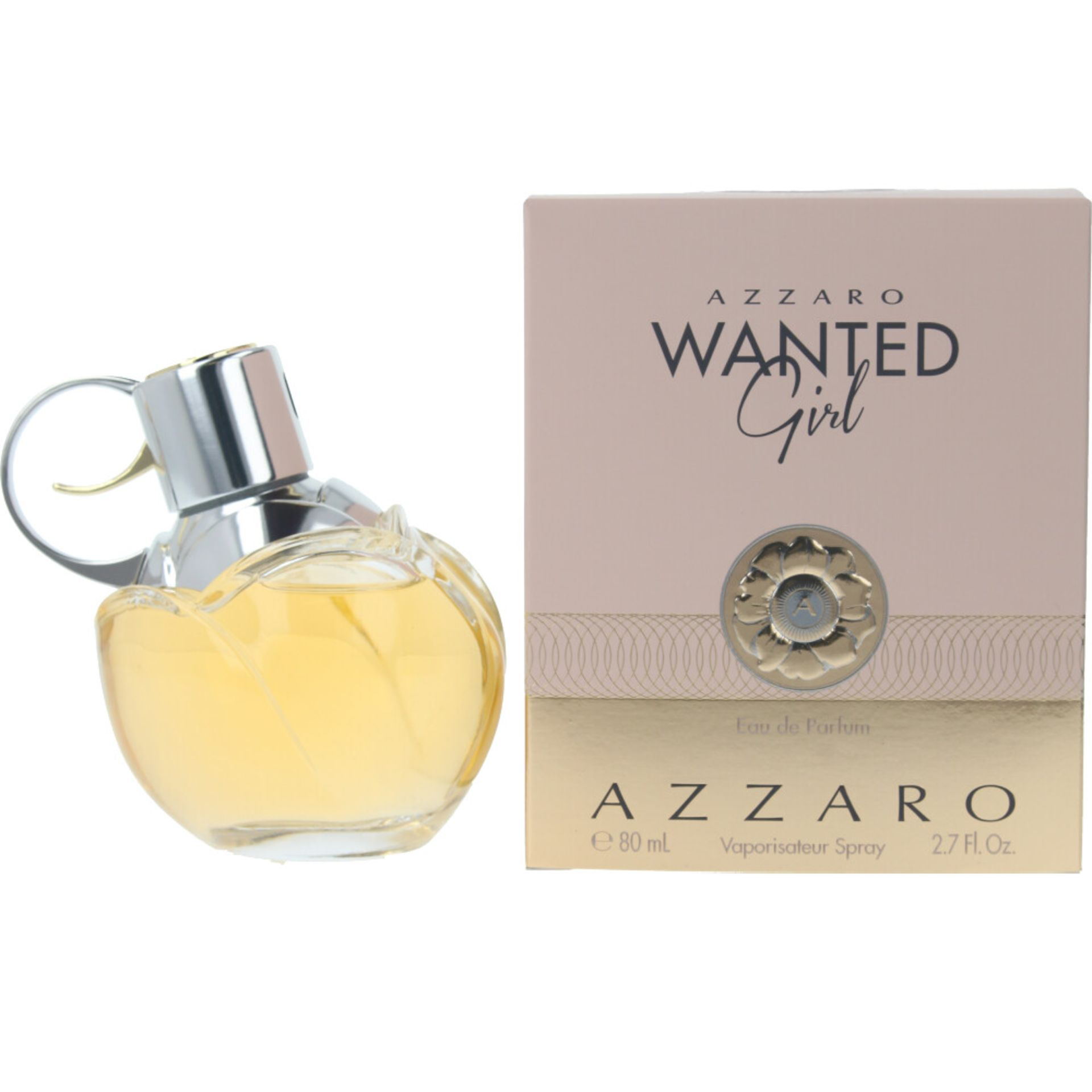 + VAT Brand New Azzaro Wanted Girl 50ml EDP Spray
