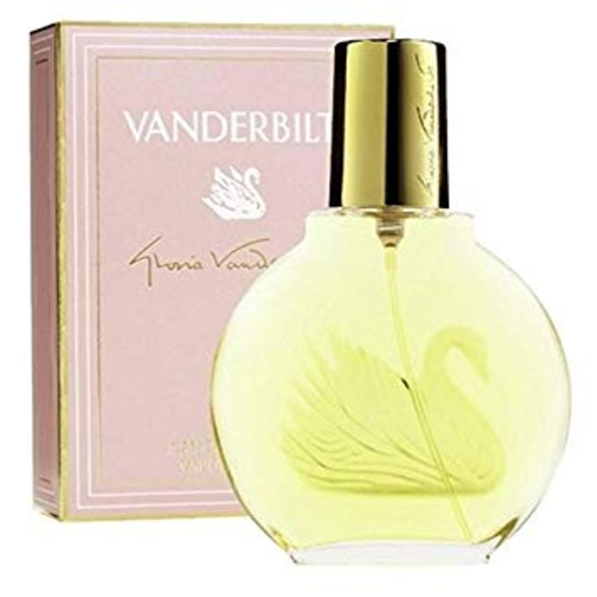+ VAT Brand New 100ml Ladies Vanderbilt Eau De Toilette Spray