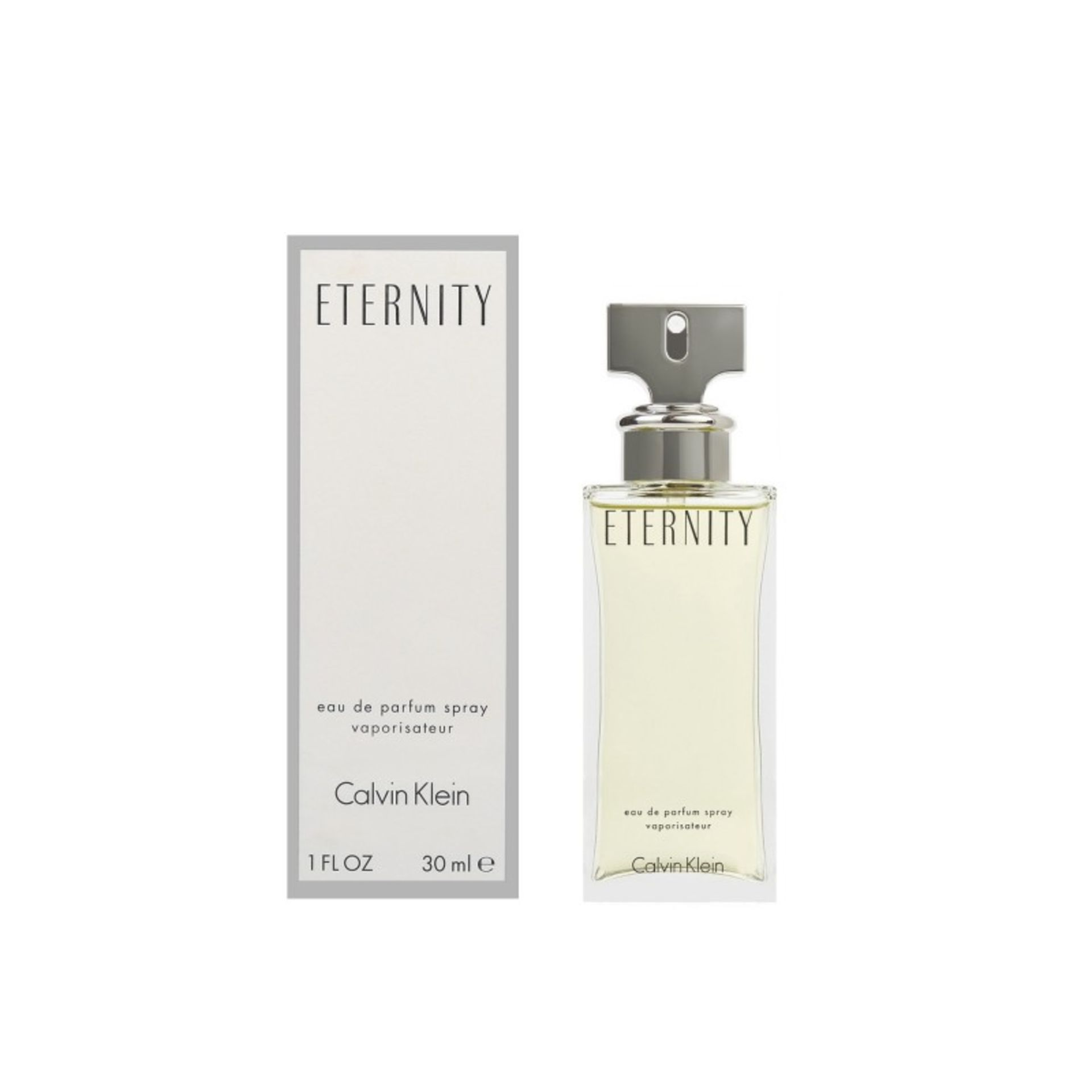 + VAT Brand New Calvin Klein Eternity (L) 30ml EDP Spray