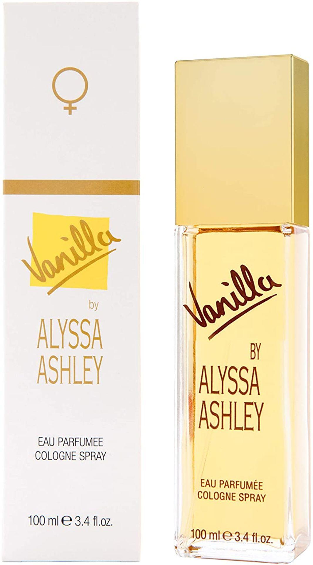 + VAT Brand New Alyssa Ashley Vanilla 100ml EDC Spray