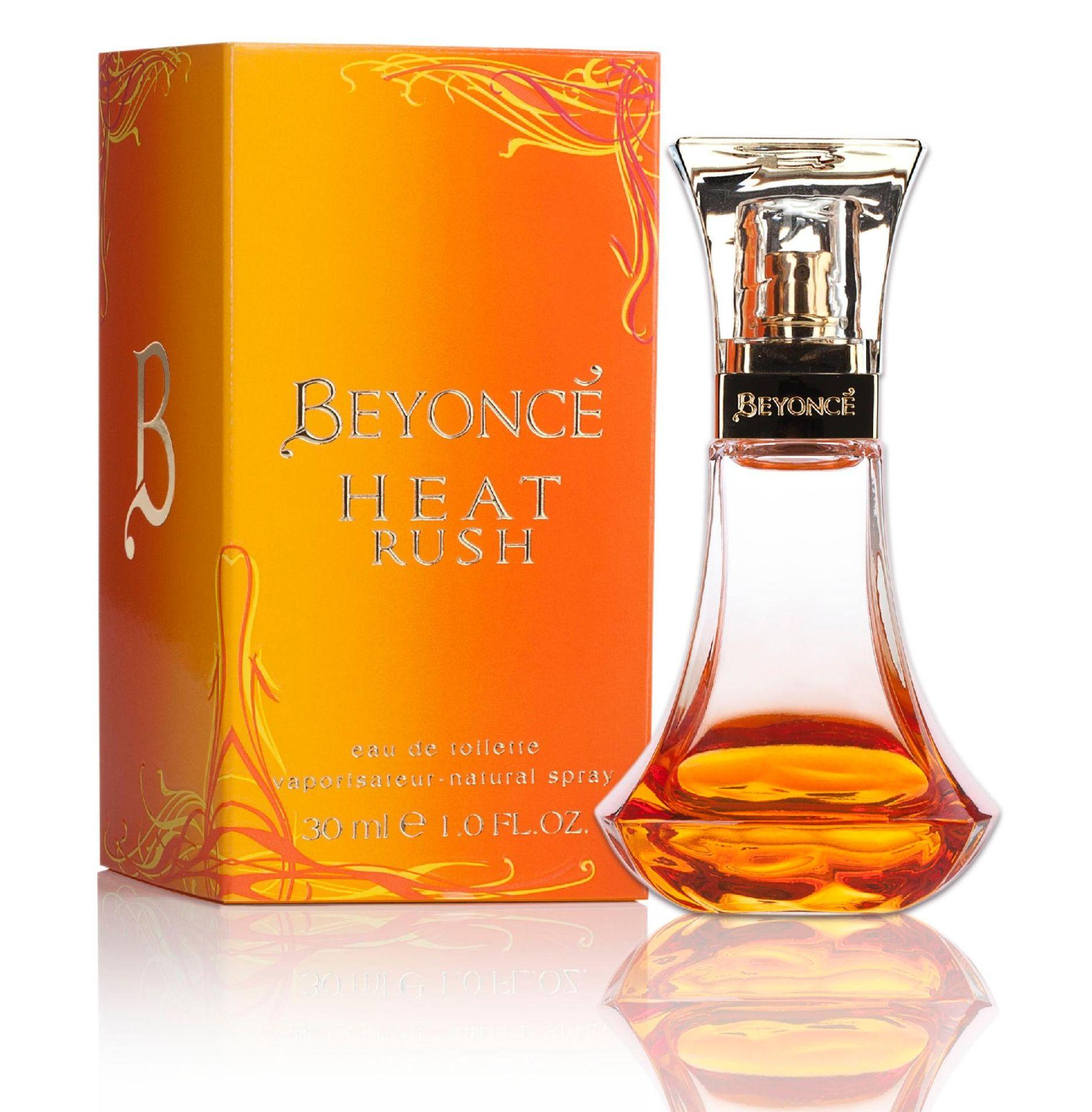 + VAT Brand New Beyonce Heat Rush 30ml EDT Spray