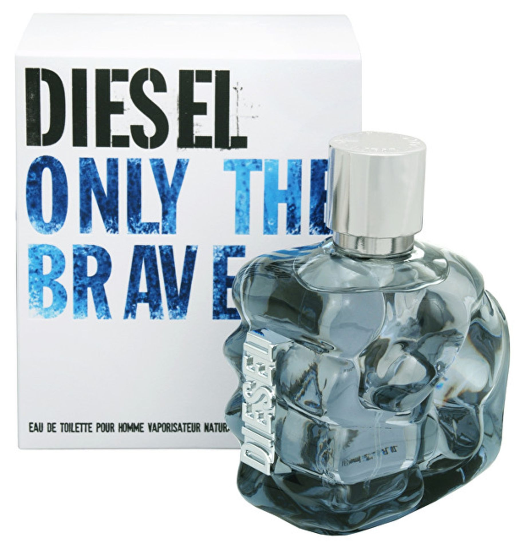 + VAT Brand New Diesel Only The Brave 125ml EDT Spray