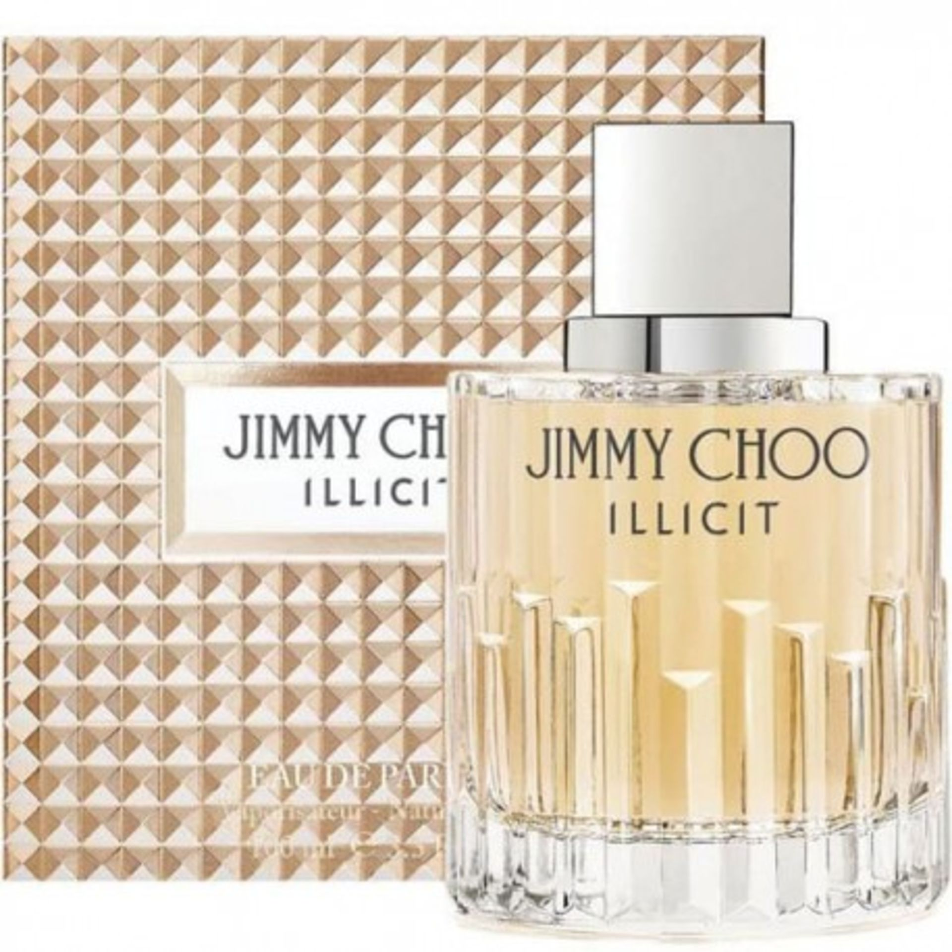 + VAT Brand New Jimmy Choo Illicit 100ml EDP Spray