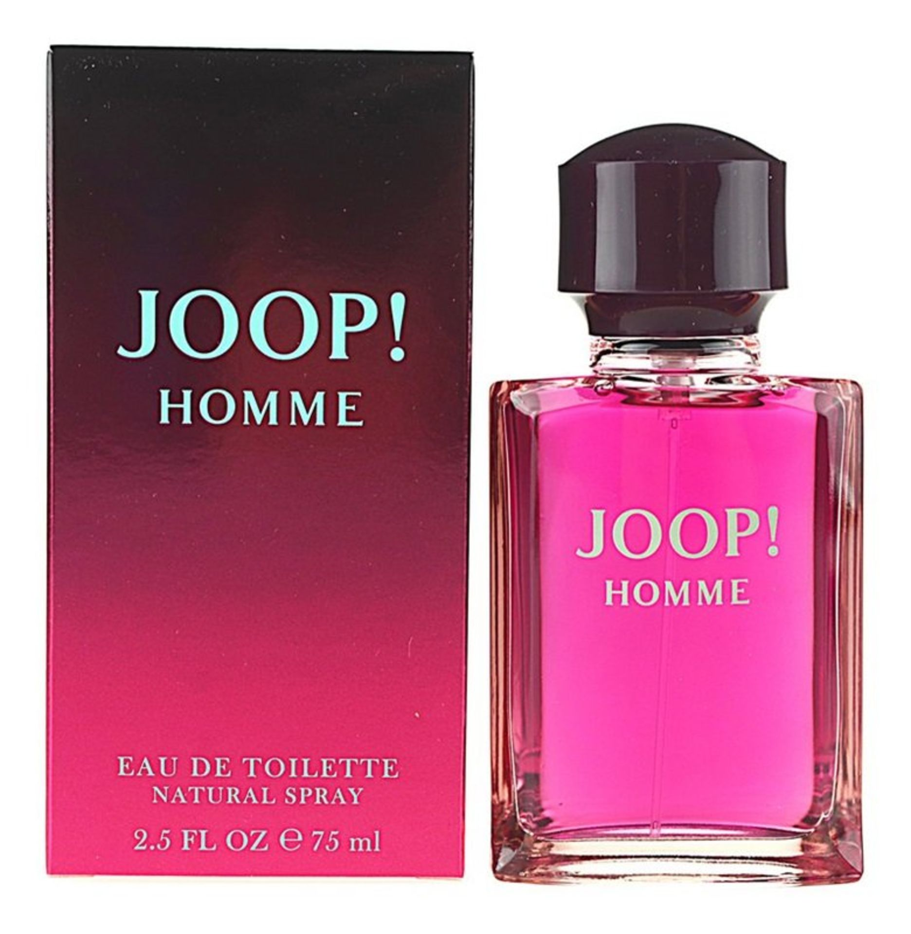 + VAT Brand New JOOP! Homme 75ml EDT Spray