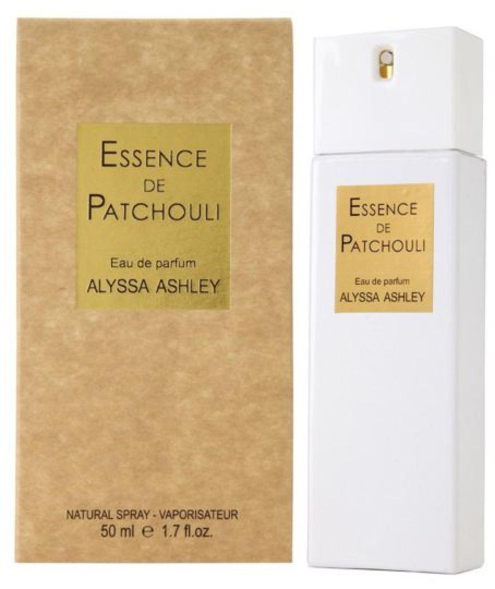 + VAT Brand New Alyssa Ashley Essence De Patchouli 50ml EDP Spray