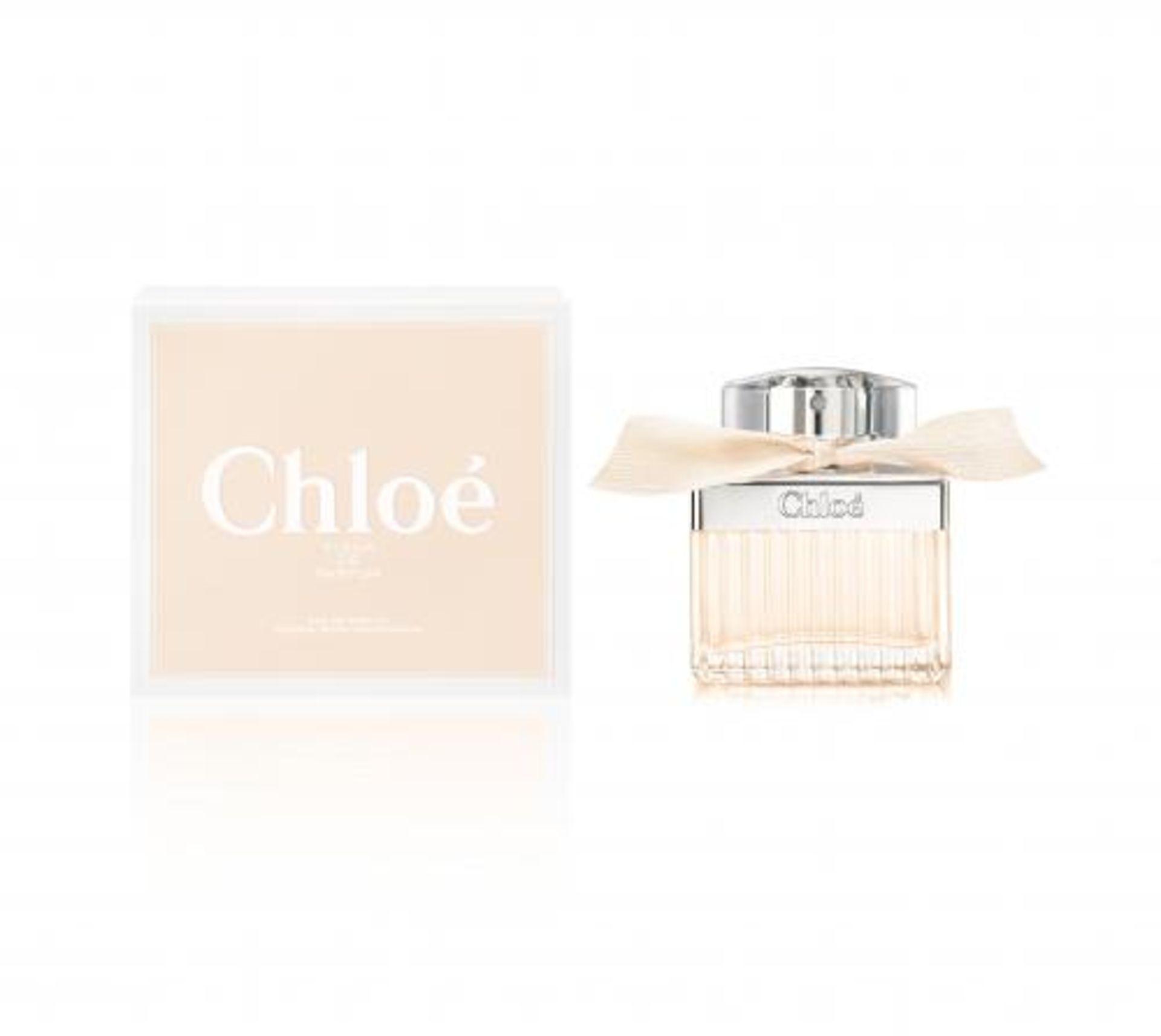 + VAT Brand New Chloe Fleur De Parfum 75ml EDP Spray