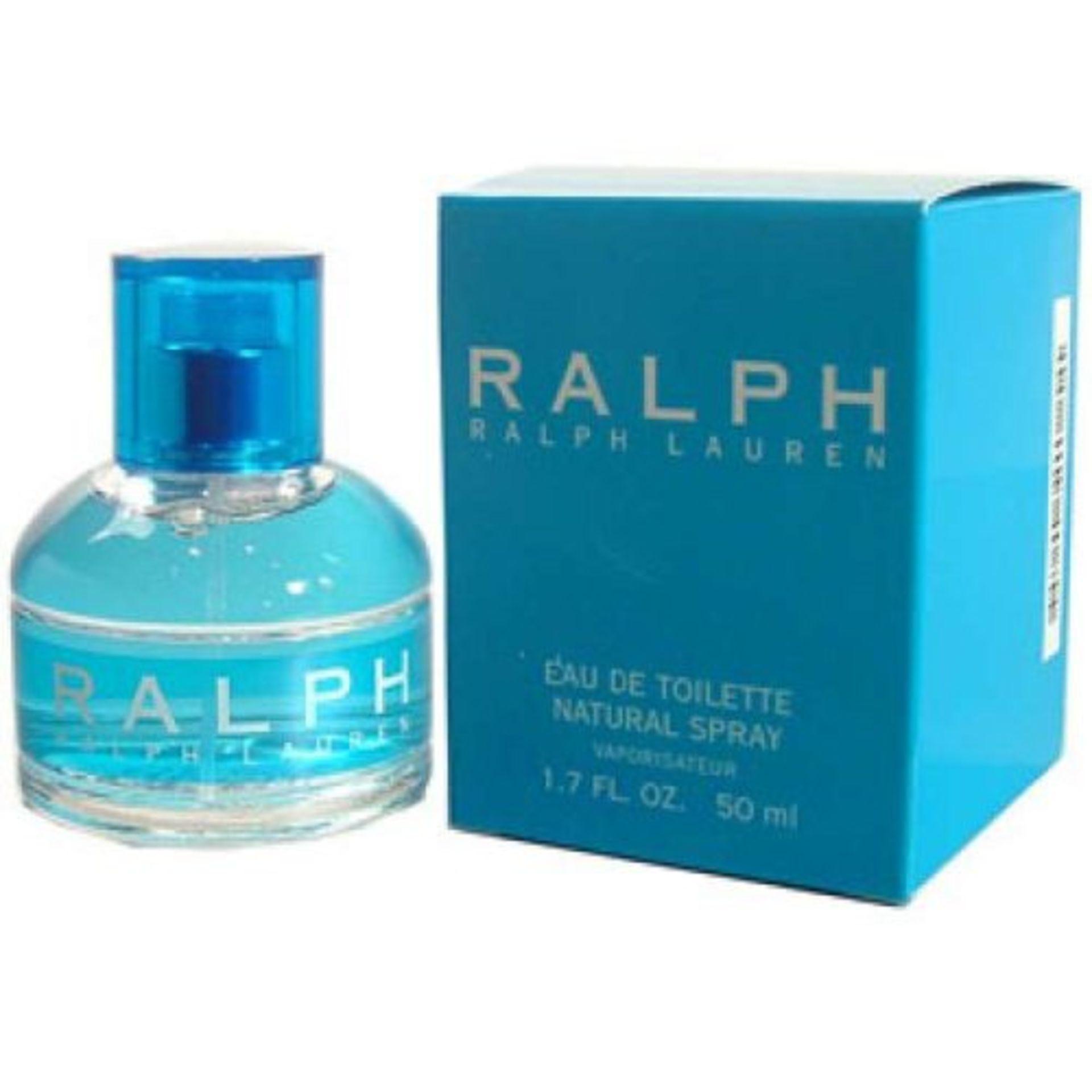 + VAT Brand New Ralph Lauren Ralph (L) 50ml EDT Spray