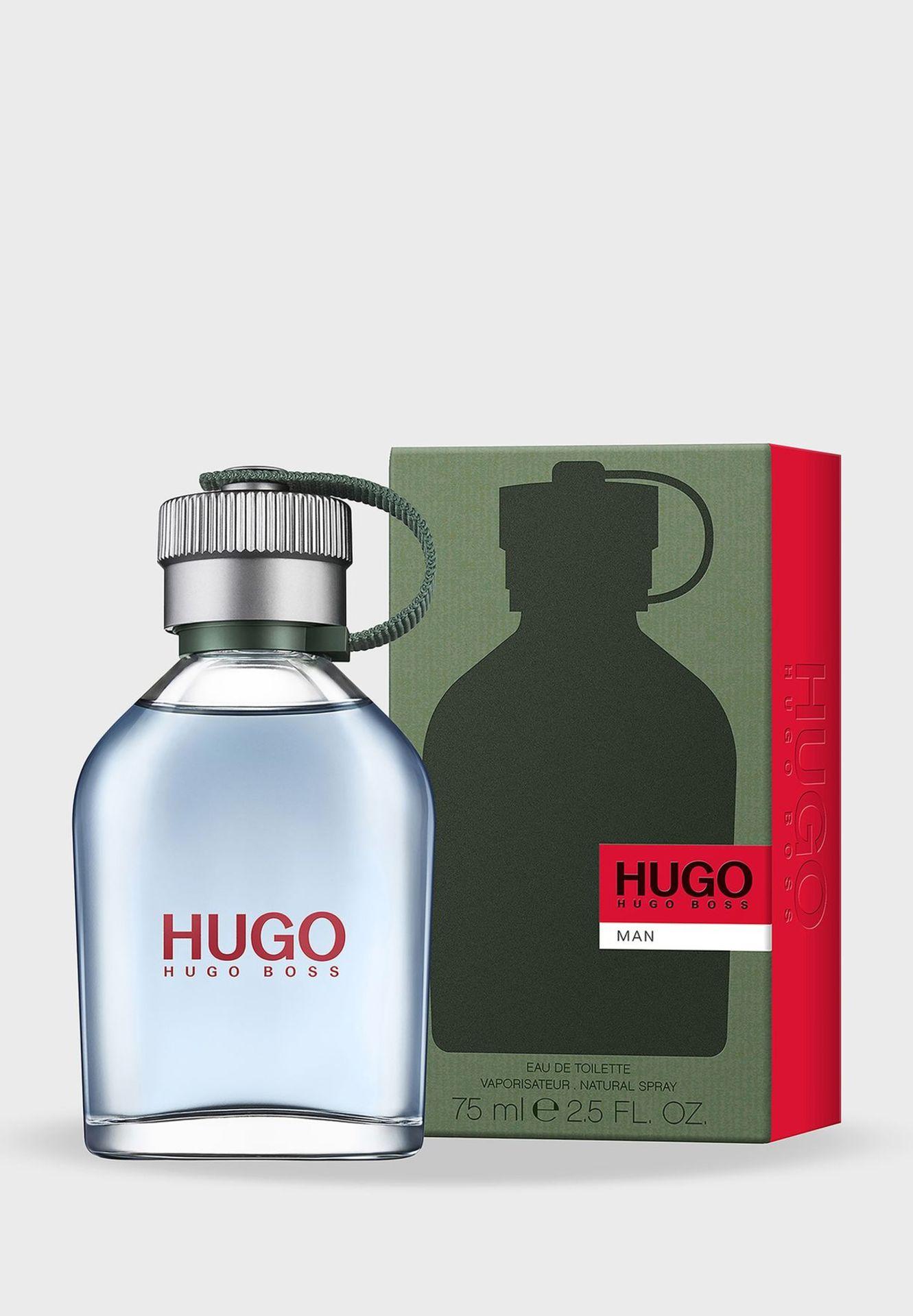 + VAT Brand New Hugo Boss Green 75ml EDT Spray