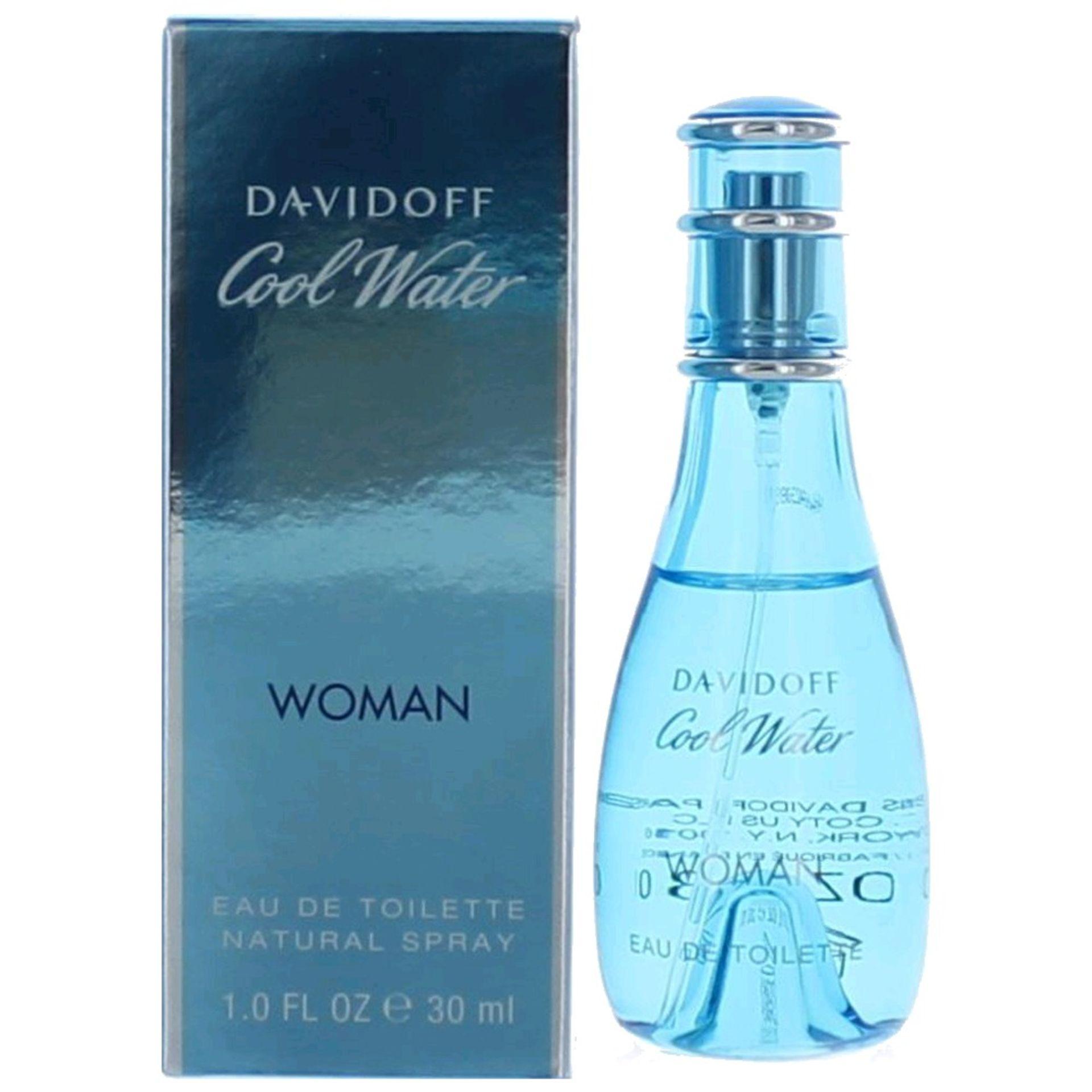 + VAT Brand New Davidoff Coolwater (L) 30ml EDT Spray