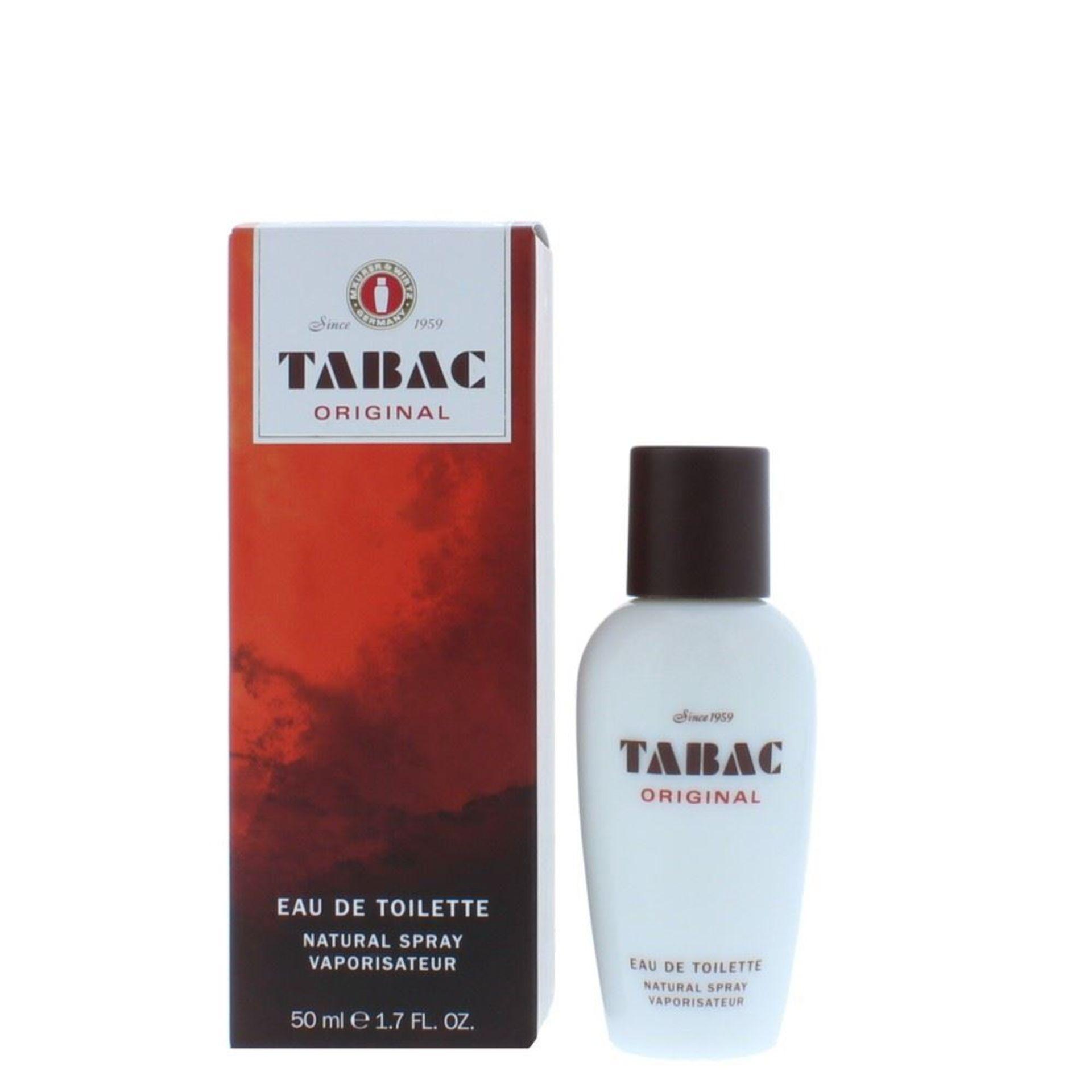 + VAT Brand New Tabac 50ml EDT Natural Spray