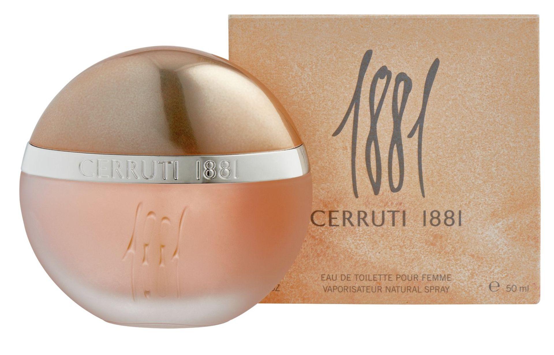 + VAT Brand New Cerruti 1881 (L) 50ml EDT Spray