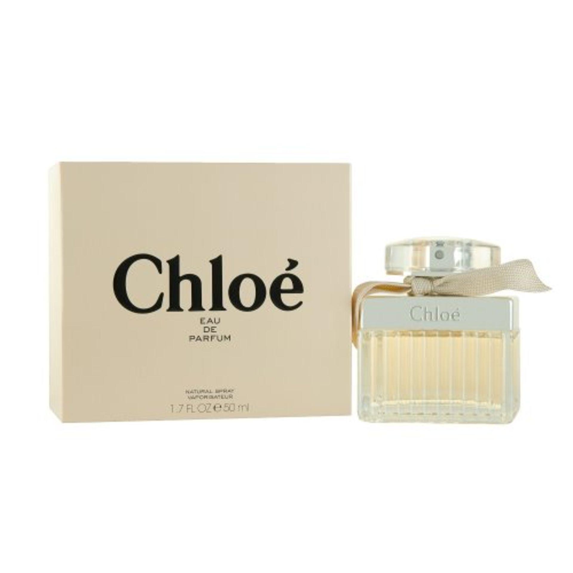 + VAT Brand New Chloe Signature 50ml EDP Spray