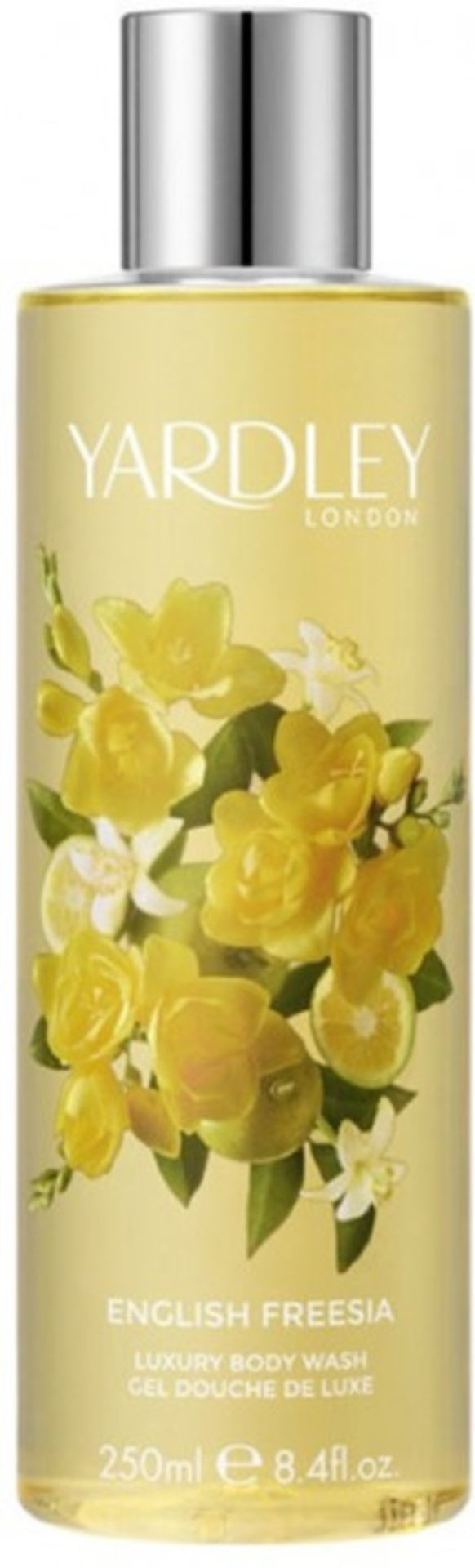 + VAT Brand New Yardley English Freesia 250ml Body Wash