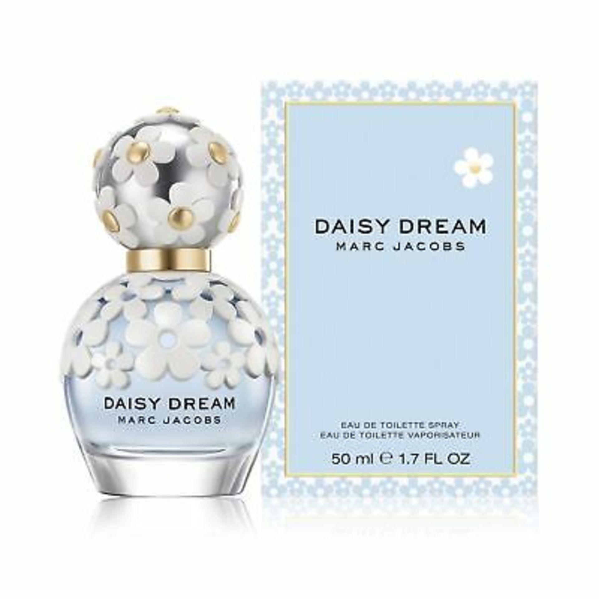 + VAT Brand New Marc Jacobs Daisy Dream 50ml EDT Spray