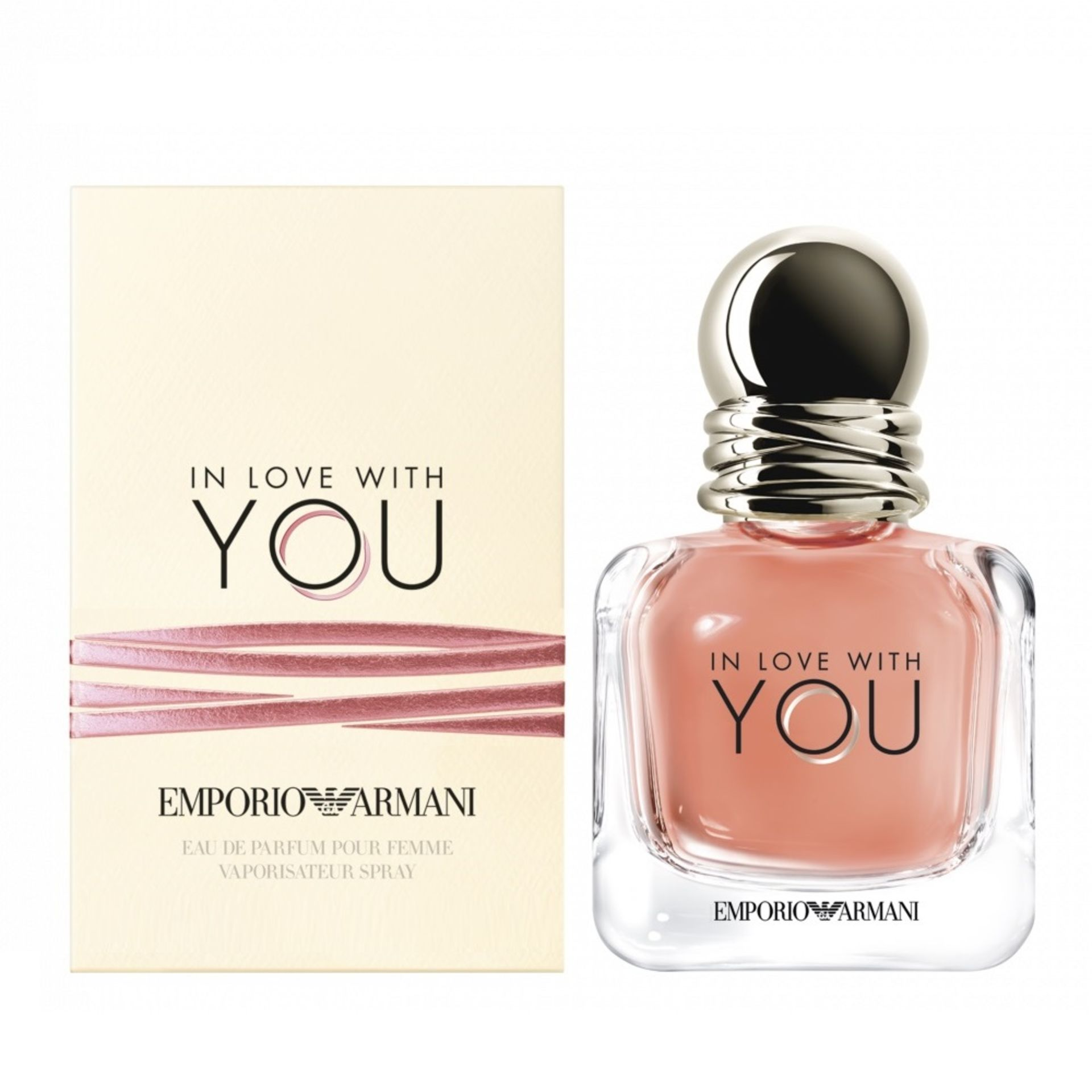 + VAT Brand New Emporio Armani in Love With You 50ml EDP