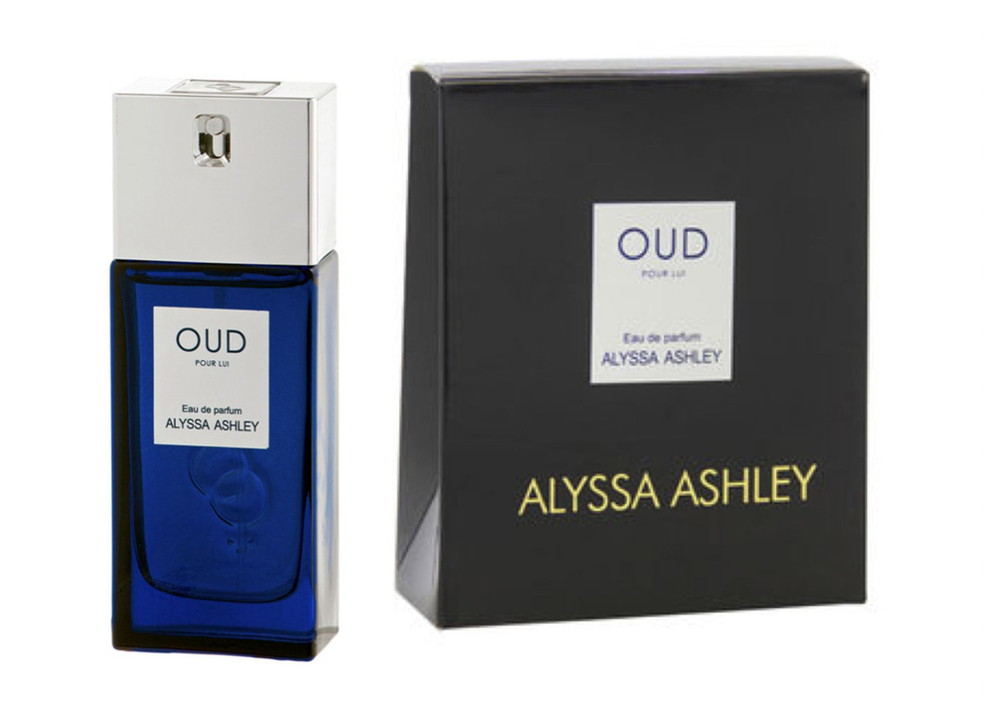 + VAT Brand New Alyssa Ashley Oud Pour Lui (M) 30ml EDP Spray
