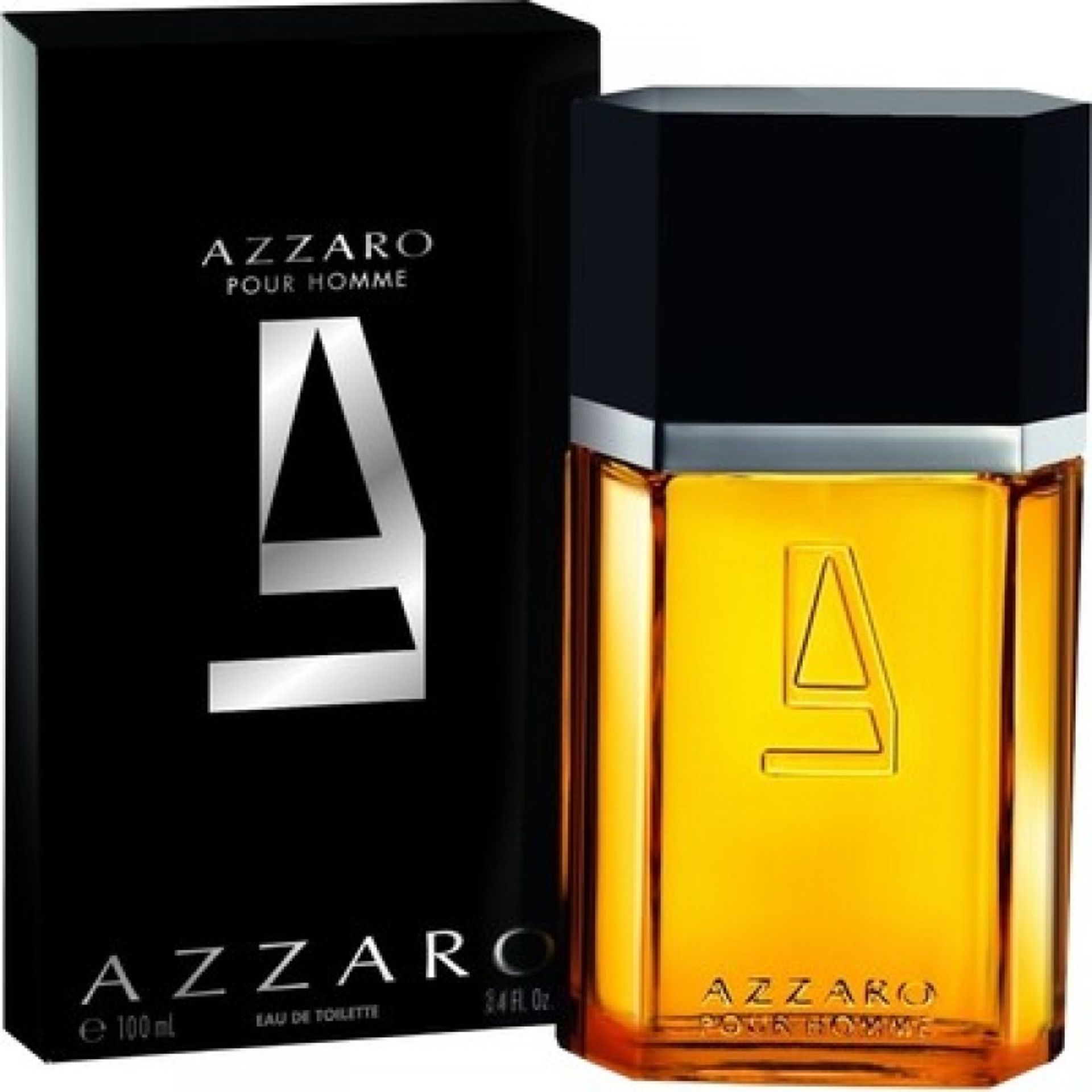 + VAT Brand New Azzaro 50ml EDT Spray