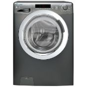 + VAT Grade A/B Candy GVSW485DCR 8Kg/5Kg 1400 Spin Washing Machine - A Energy Rating - Intelligent